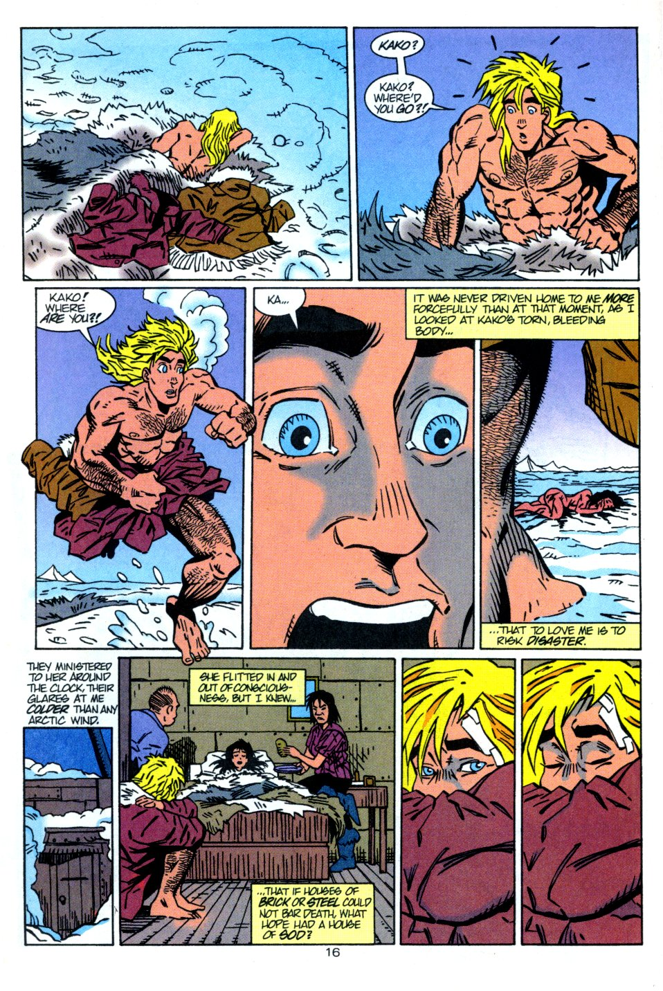 Read online Aquaman: Time and Tide comic -  Issue #3 - 17