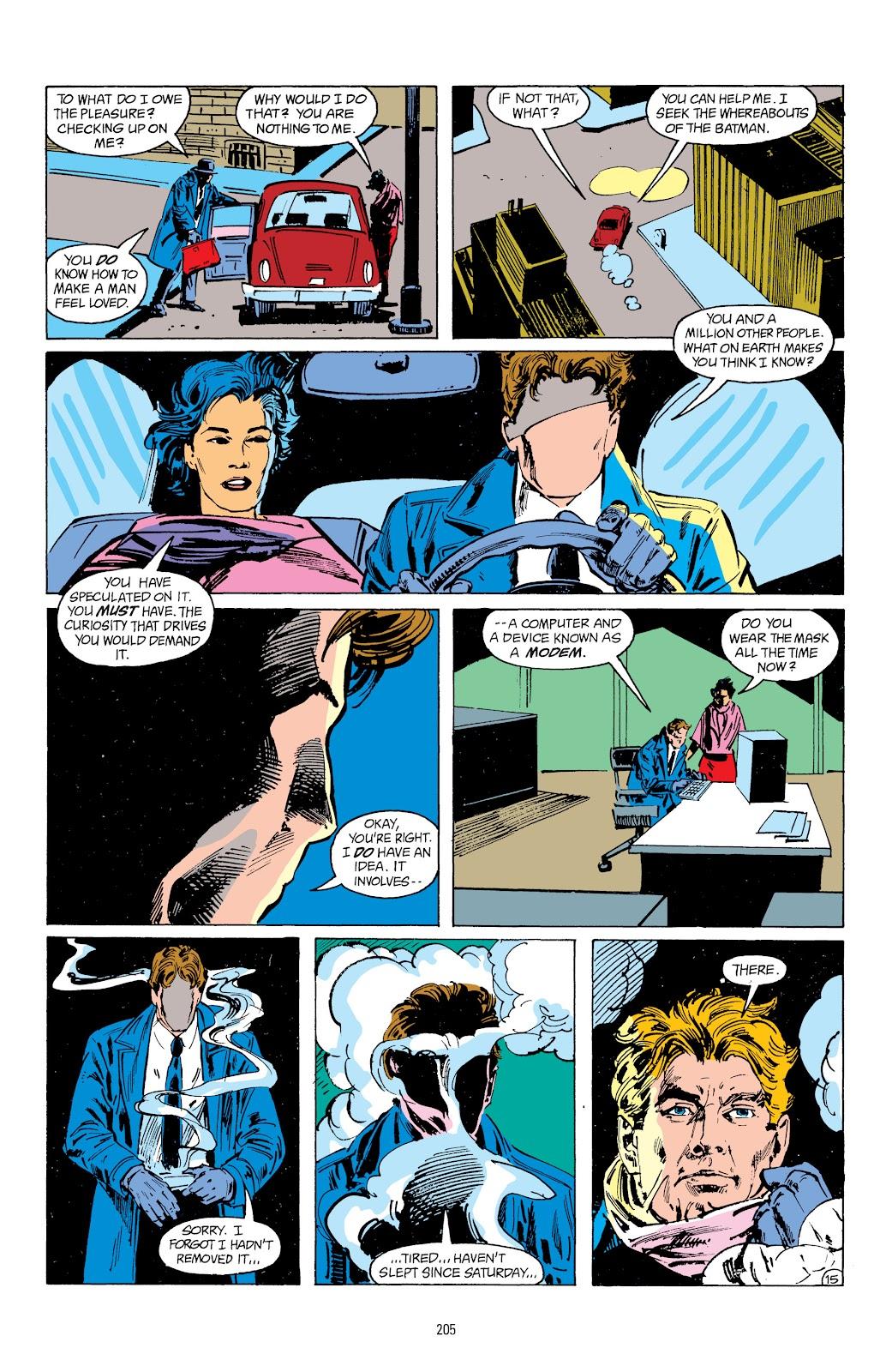 Read online Detective Comics (1937) comic -  Issue # _TPB Batman - The Dark Knight Detective 2 (Part 3) - 7