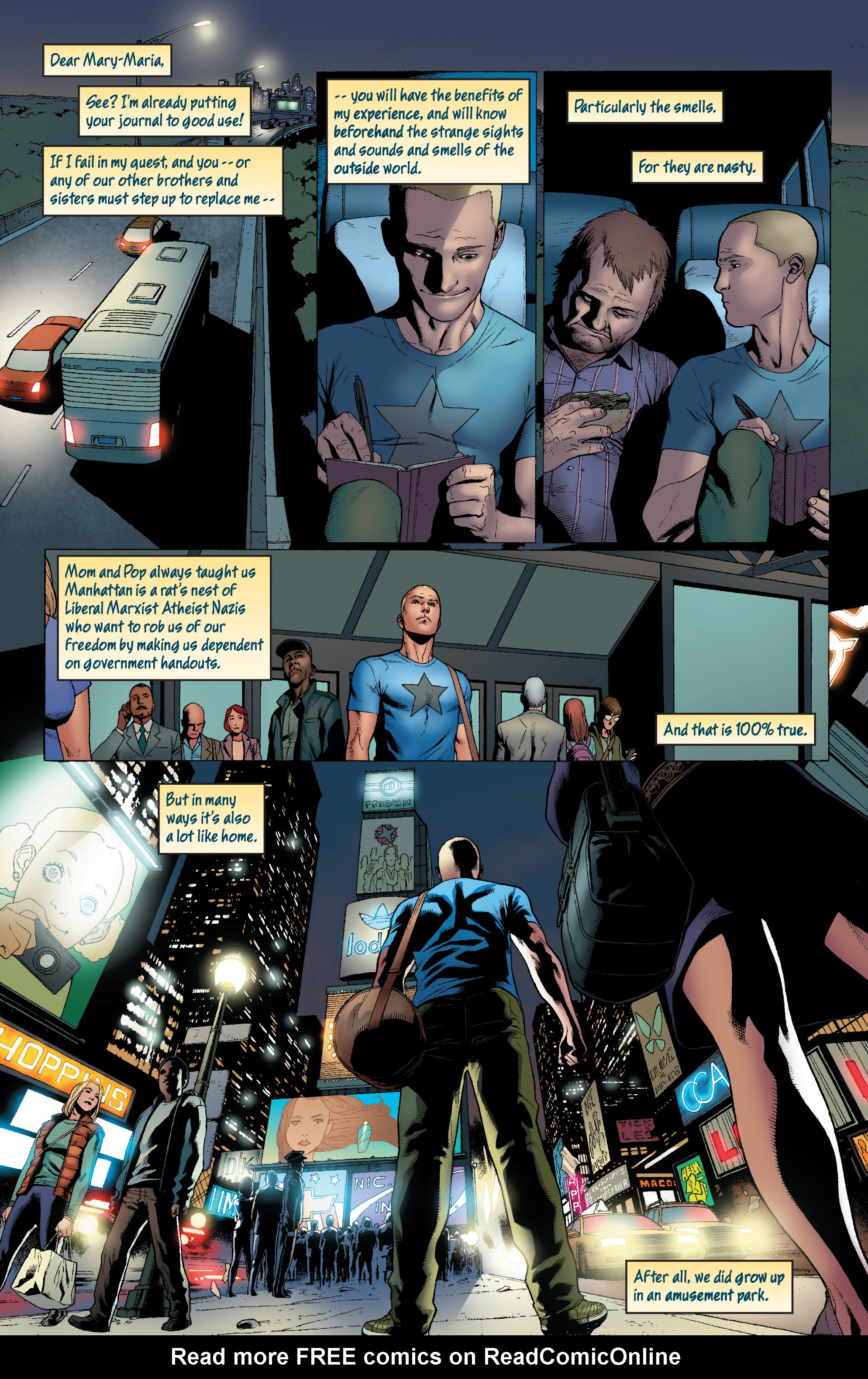 Read online Archer and Armstrong comic -  Issue #Archer and Armstrong _TPB 1 - 18