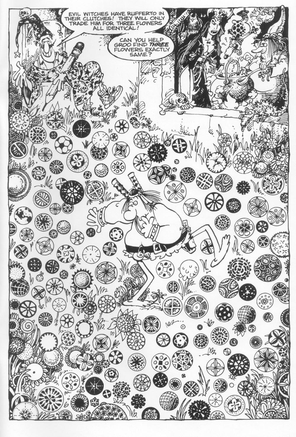 Read online Sergio Aragonés Groo the Wanderer comic -  Issue #119 - 32