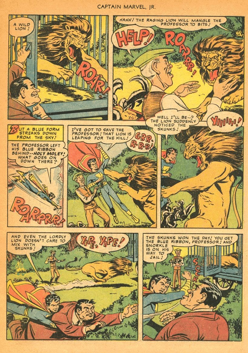 Captain Marvel, Jr. issue 84 - Page 25
