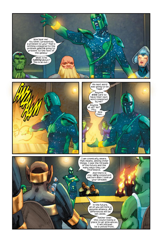 Captain Marvel (2002) Issue #15 #15 - English 18