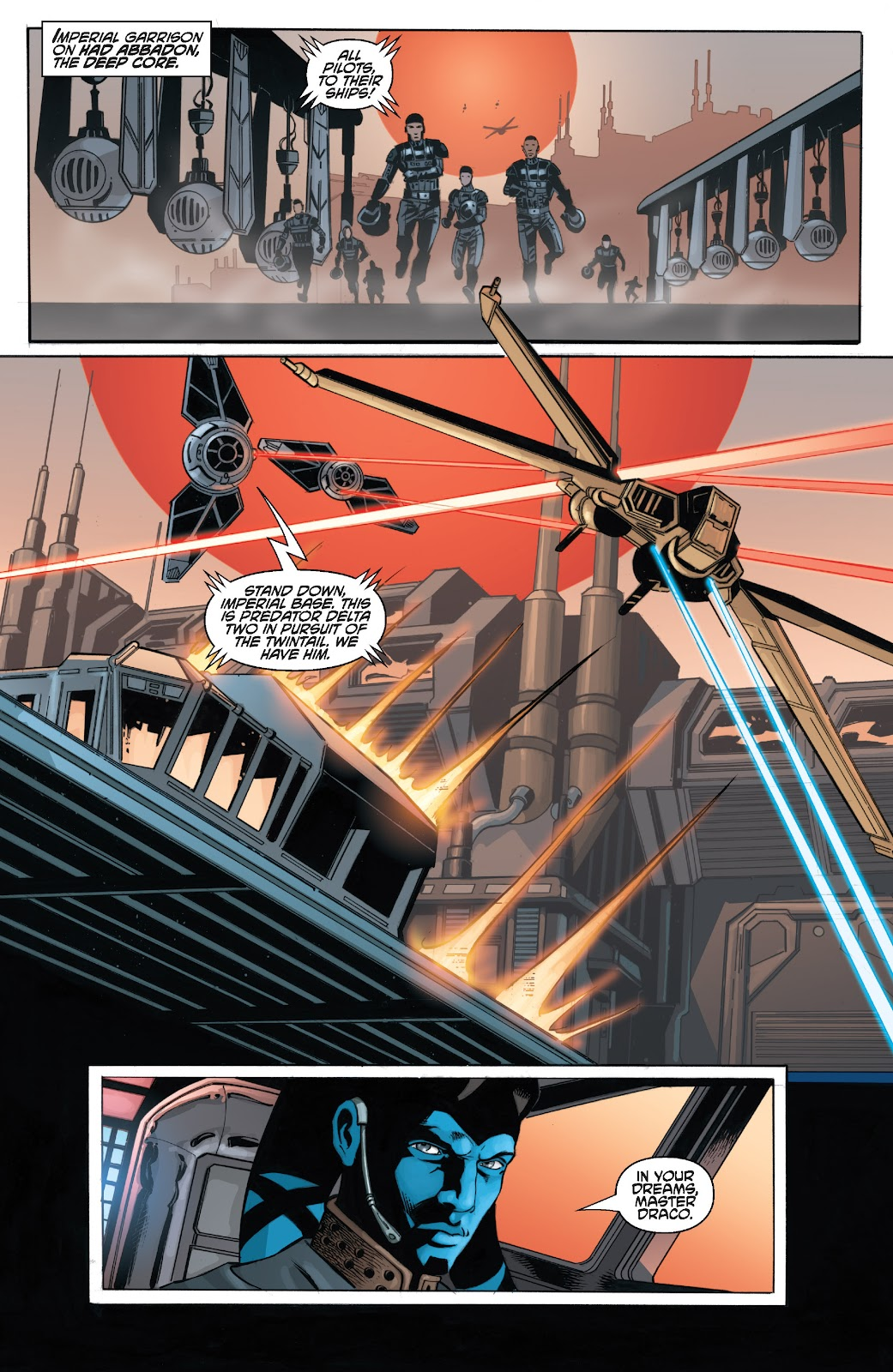 Read online Star Wars Legends: Legacy - Epic Collection comic -  Issue # TPB 2 (Part 3) - 23
