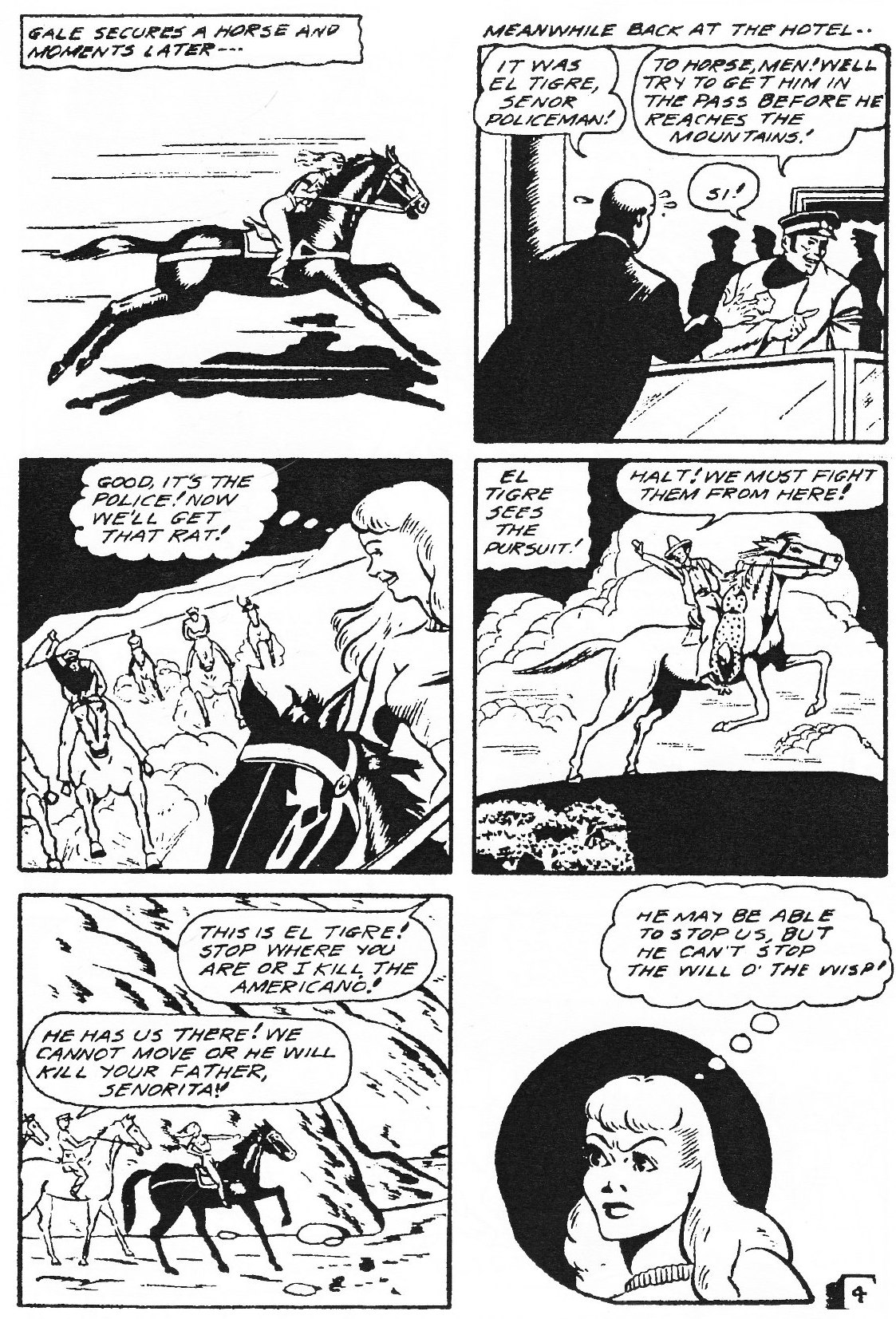 Read online Men of Mystery Comics comic -  Issue #82 - 91