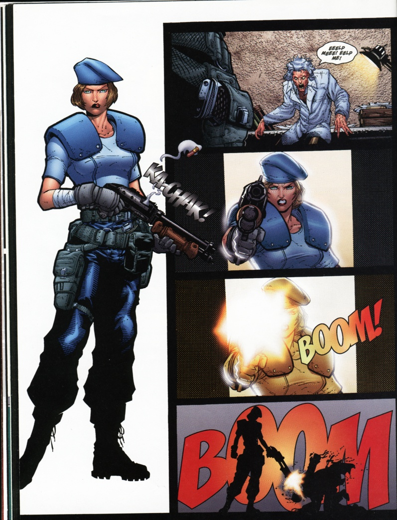 Resident Evil (1998) Issue #1 #1 - English 16