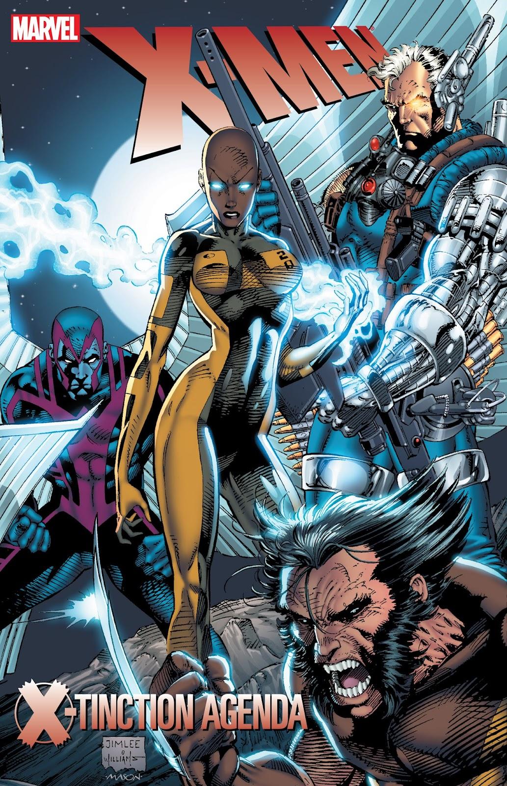 X-Men: X-Tinction Agenda TPB Page 1