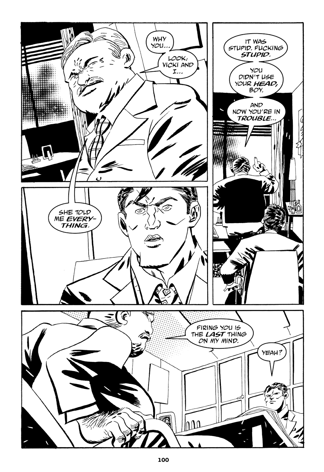 Read online Filthy Rich comic -  Issue # TPB (Part 2) - 5