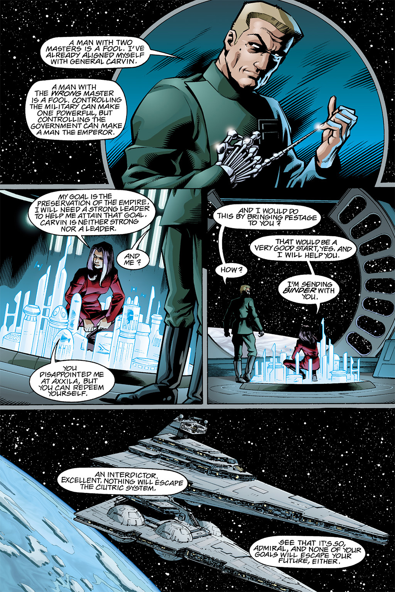 Read online Star Wars Omnibus comic -  Issue # Vol. 3 - 303