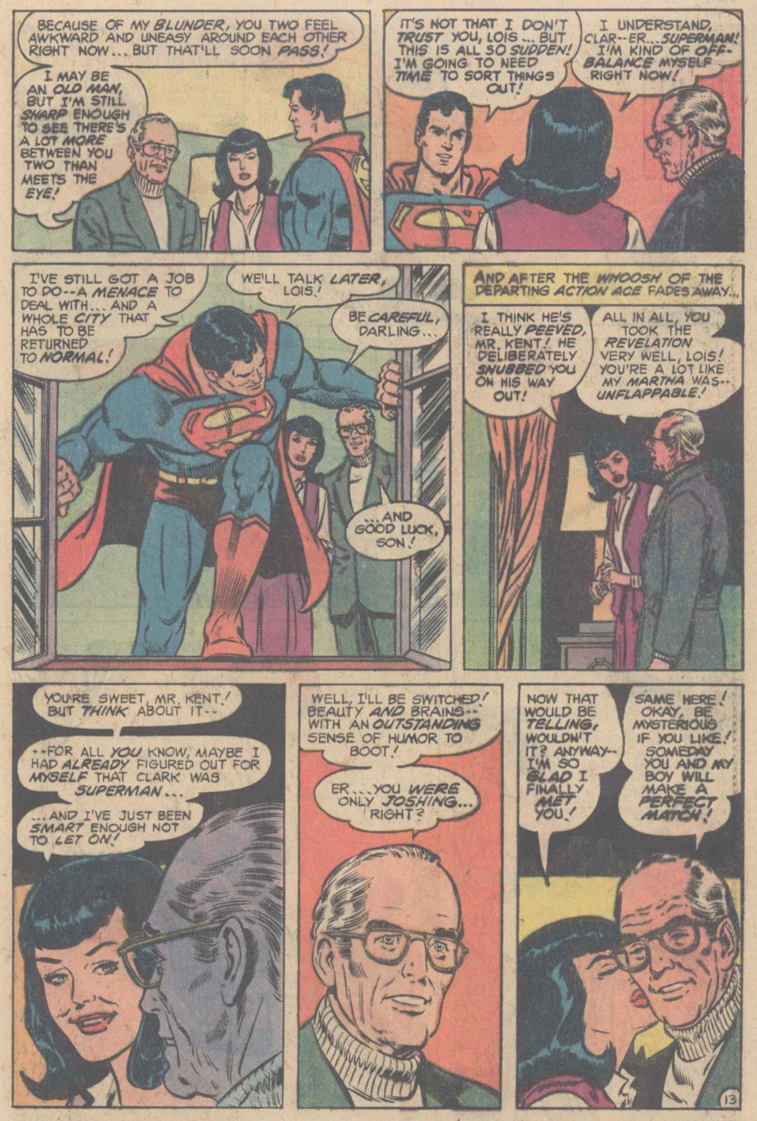 Read online Action Comics (1938) comic -  Issue #508 - 25