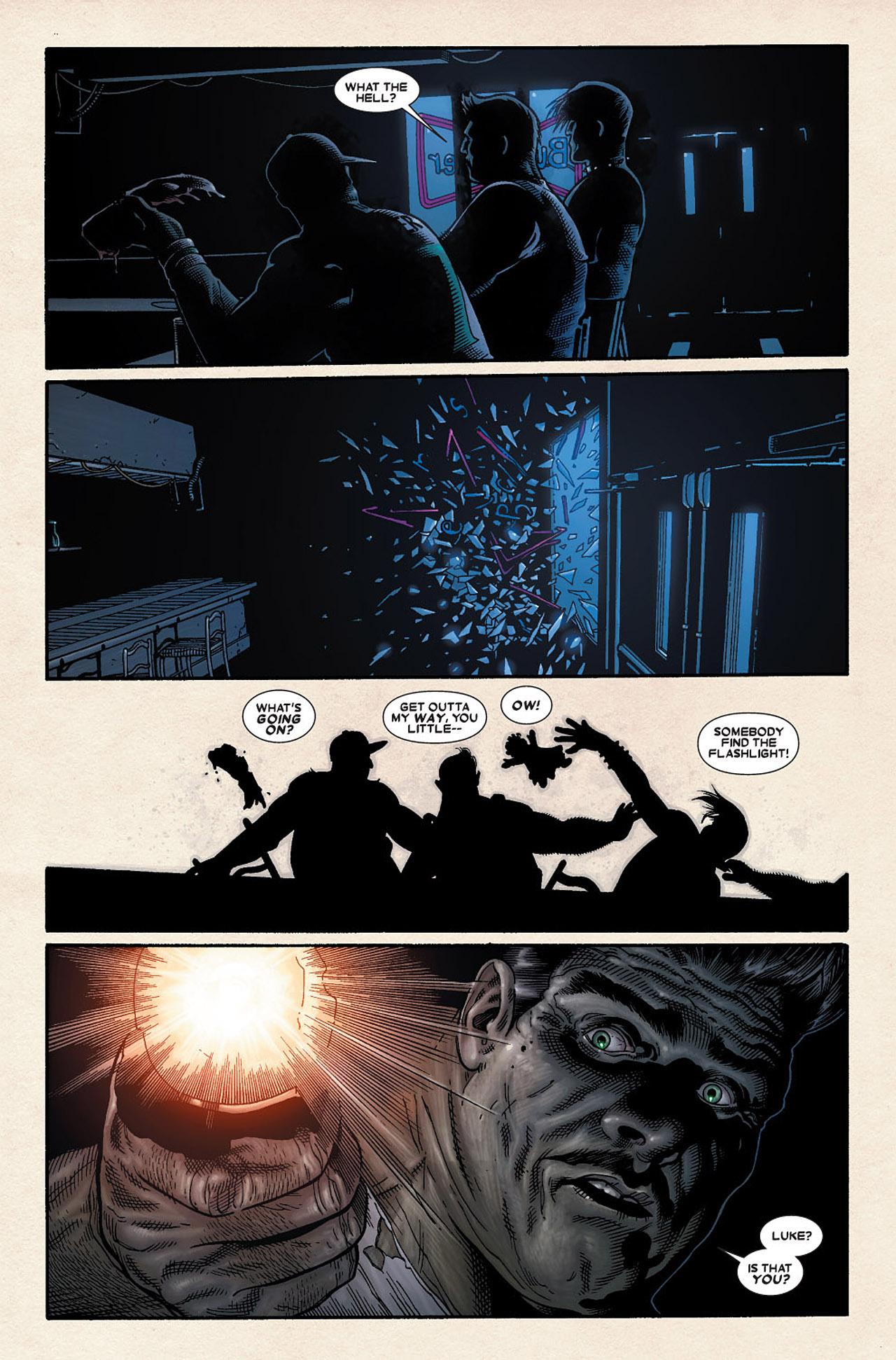 Read online Wolverine: Old Man Logan comic -  Issue # Full - 171