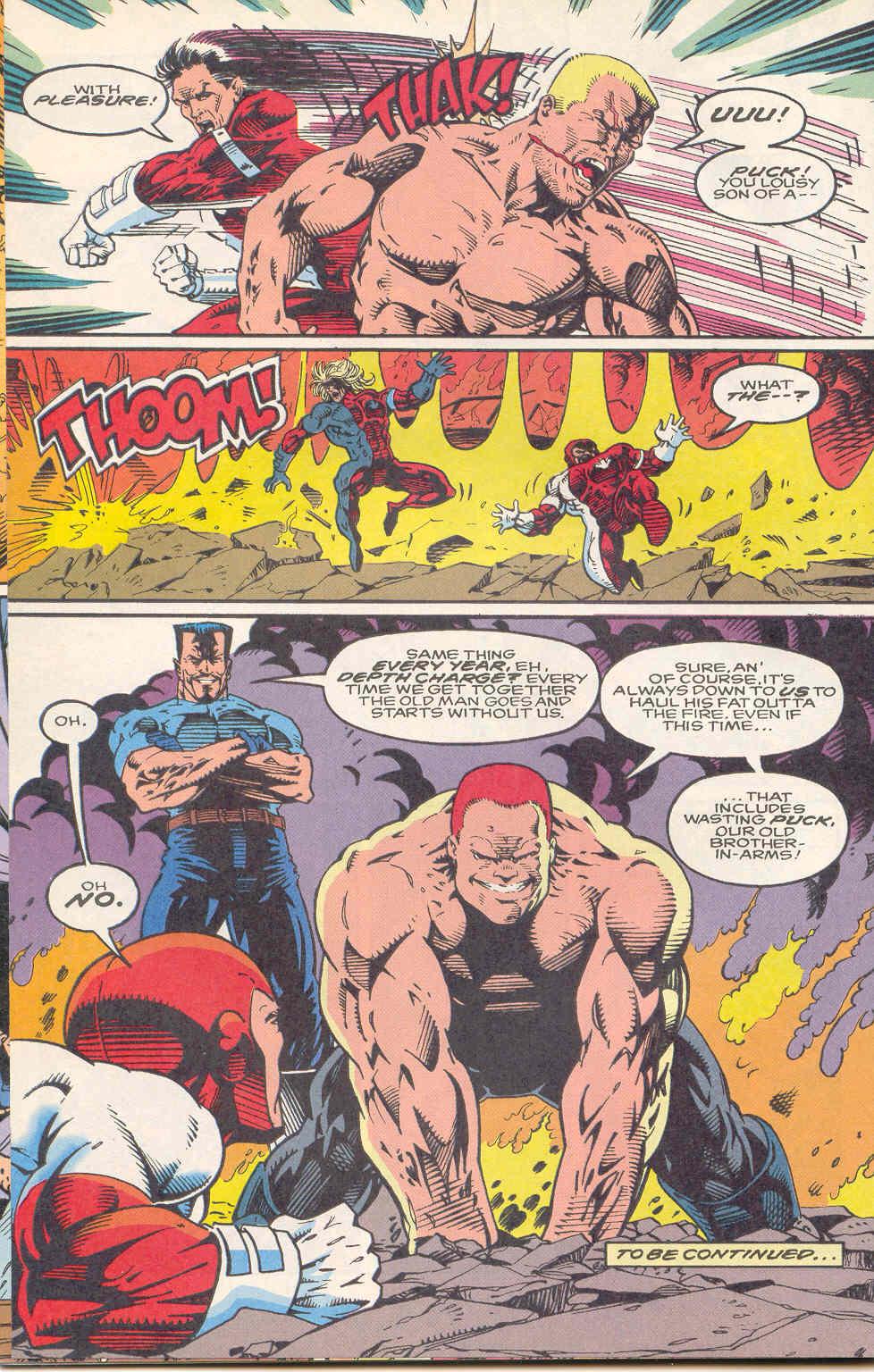 Read online Alpha Flight (1983) comic -  Issue #122 - 24