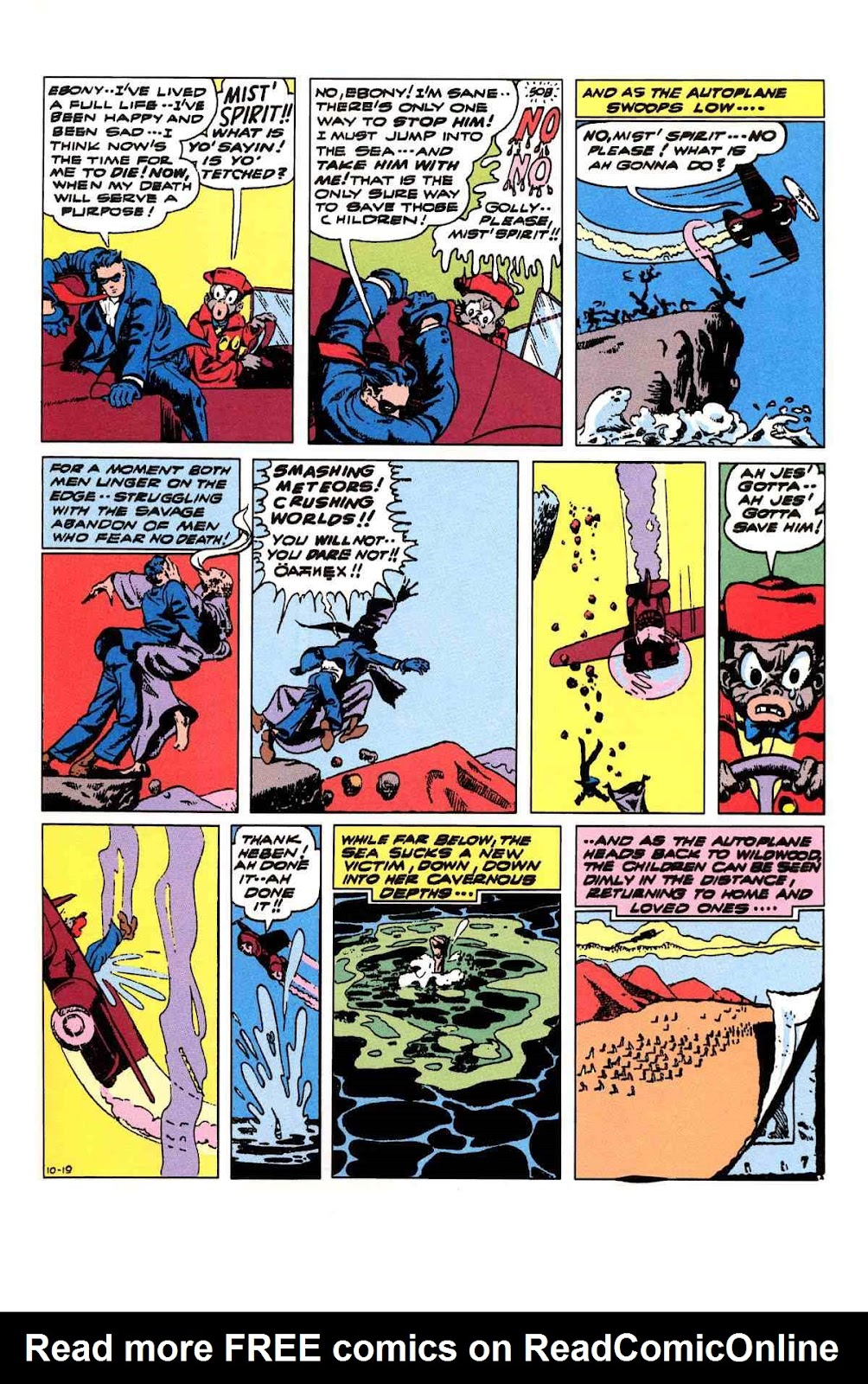 Read online Will Eisner's The Spirit Archives comic -  Issue # TPB 3 (Part 2) - 28