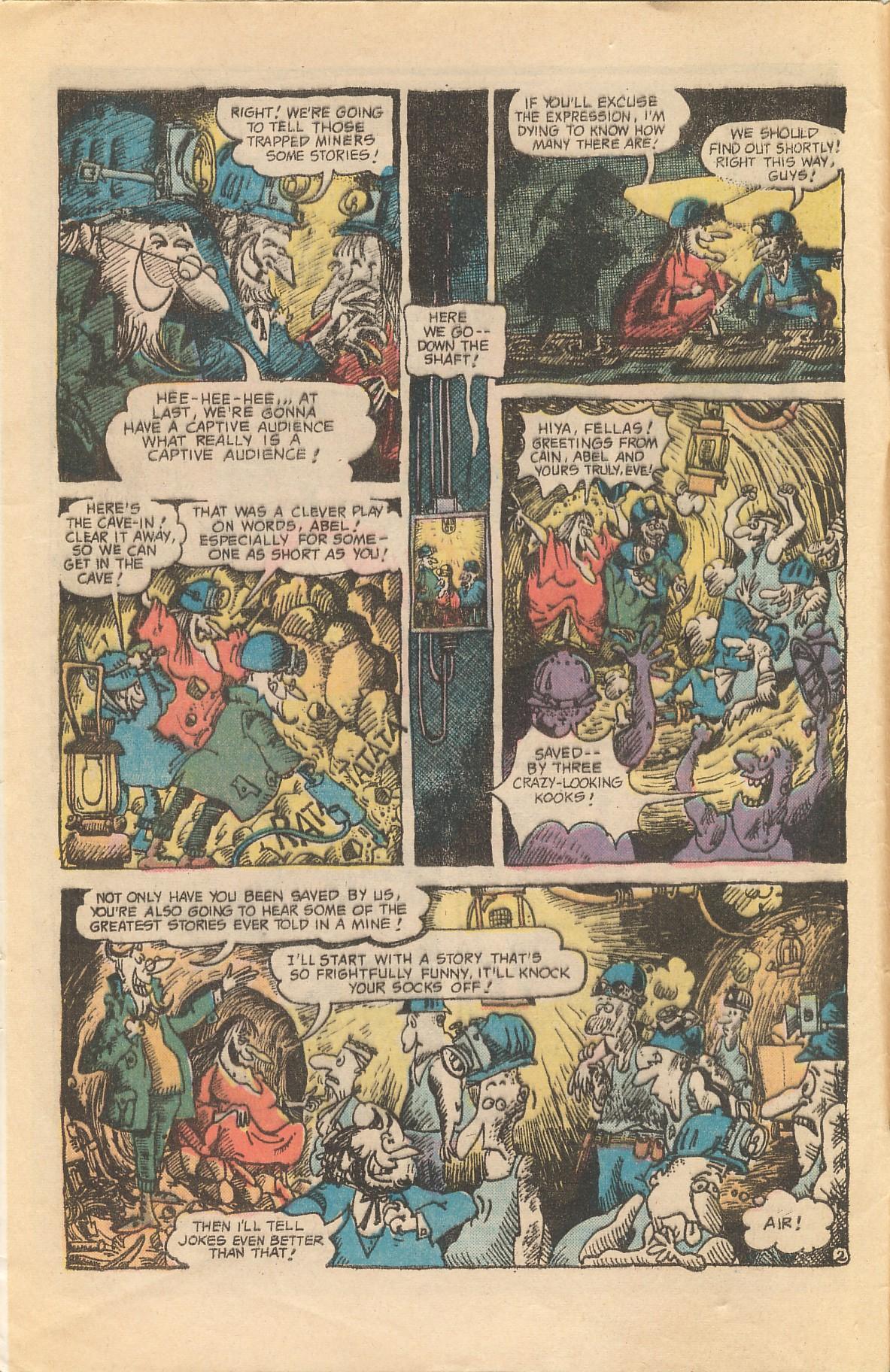 Read online Plop! comic -  Issue #20 - 4