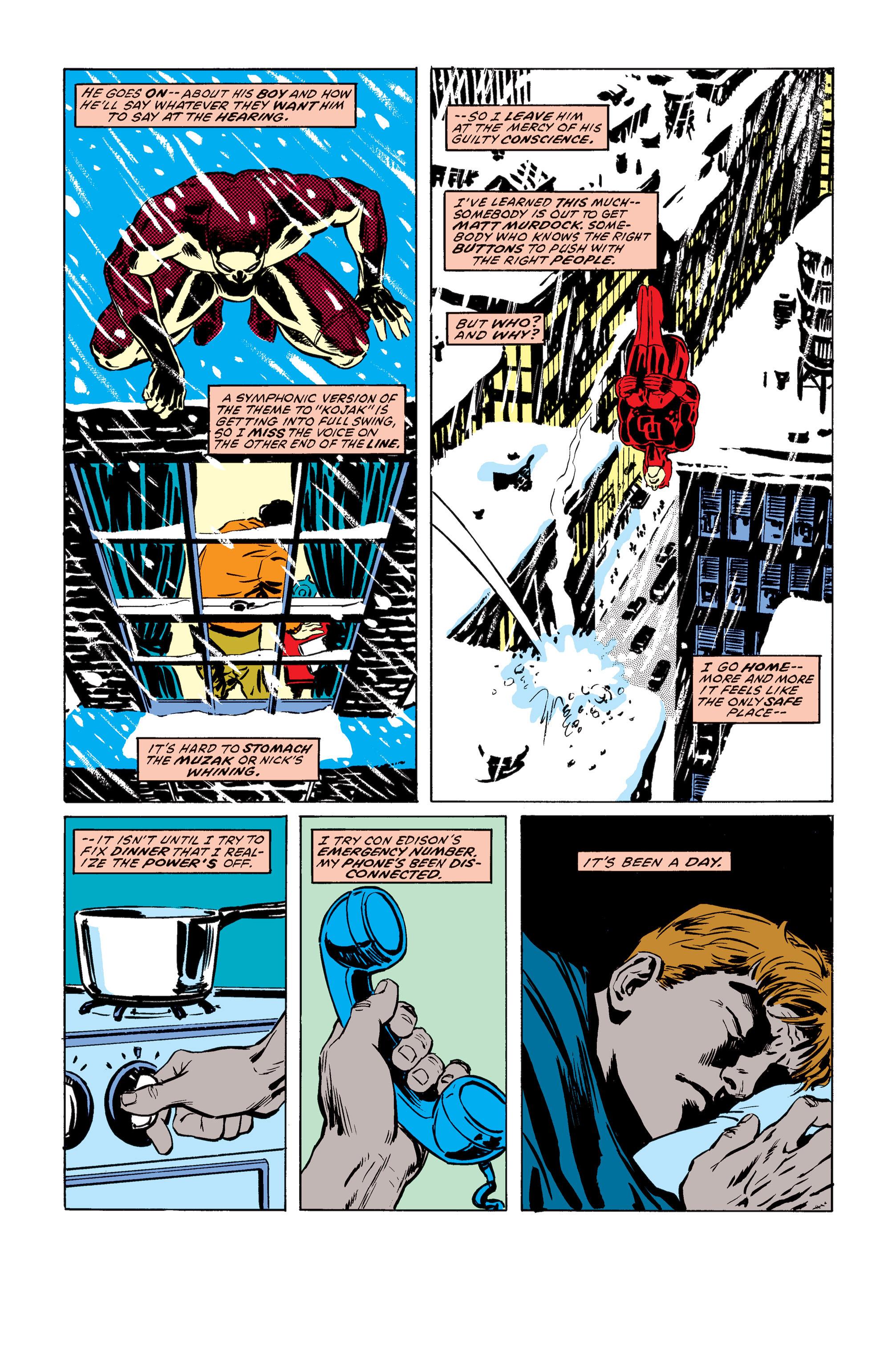 Read online Daredevil: Born Again comic -  Issue # Full - 44