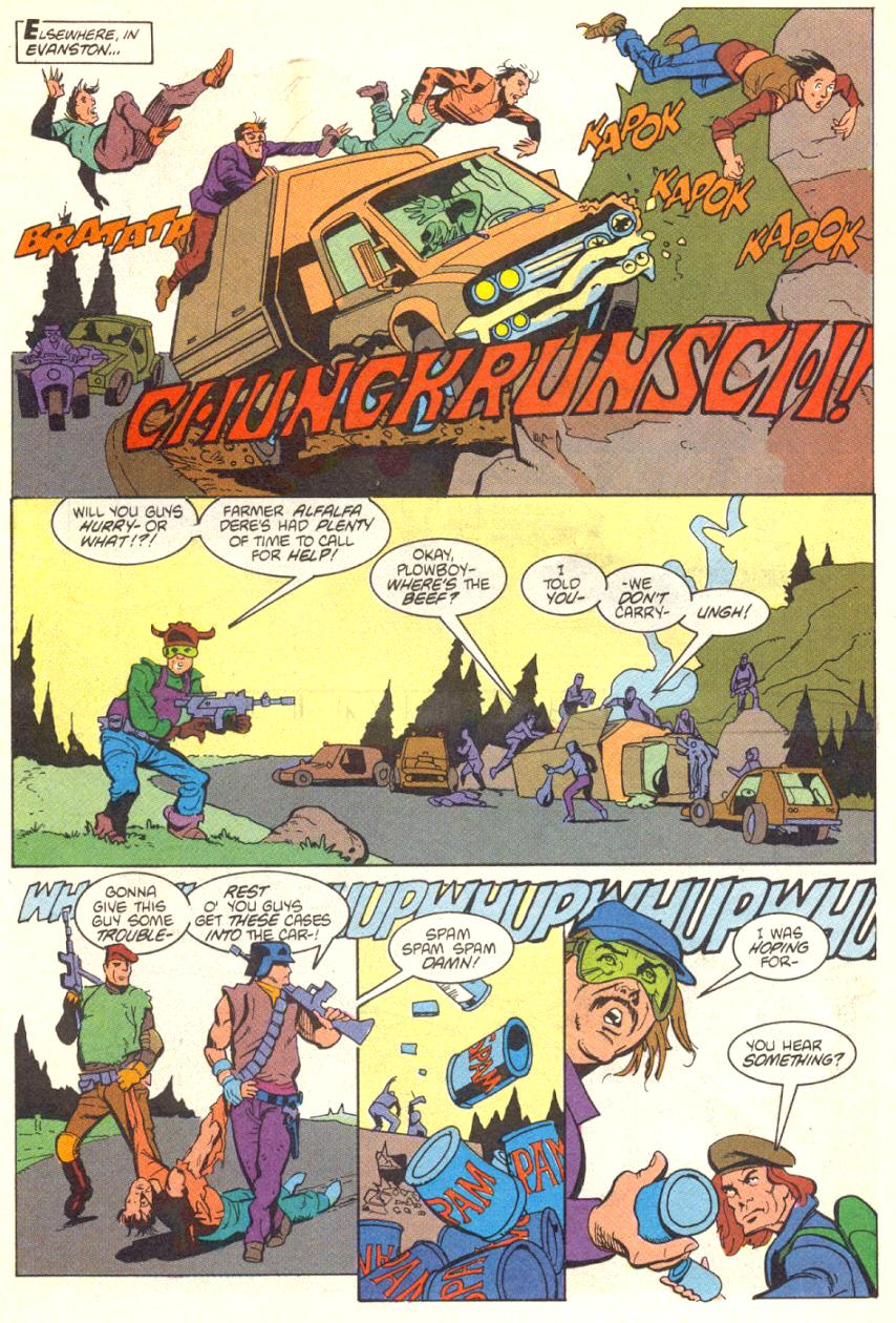 Read online American Flagg! comic -  Issue #13 - 12