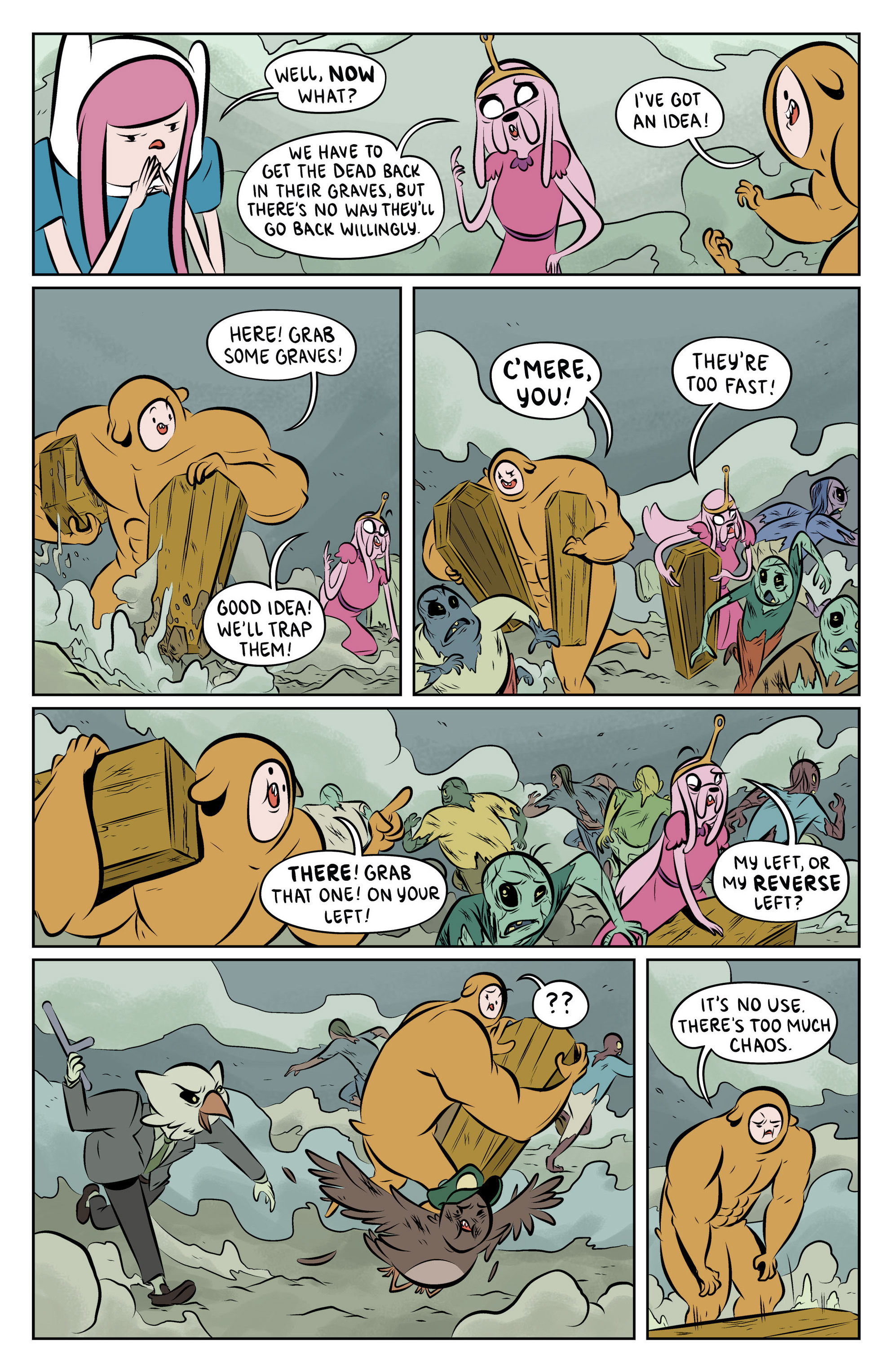 Read online Adventure Time: The Flip Side comic -  Issue #6 - 14