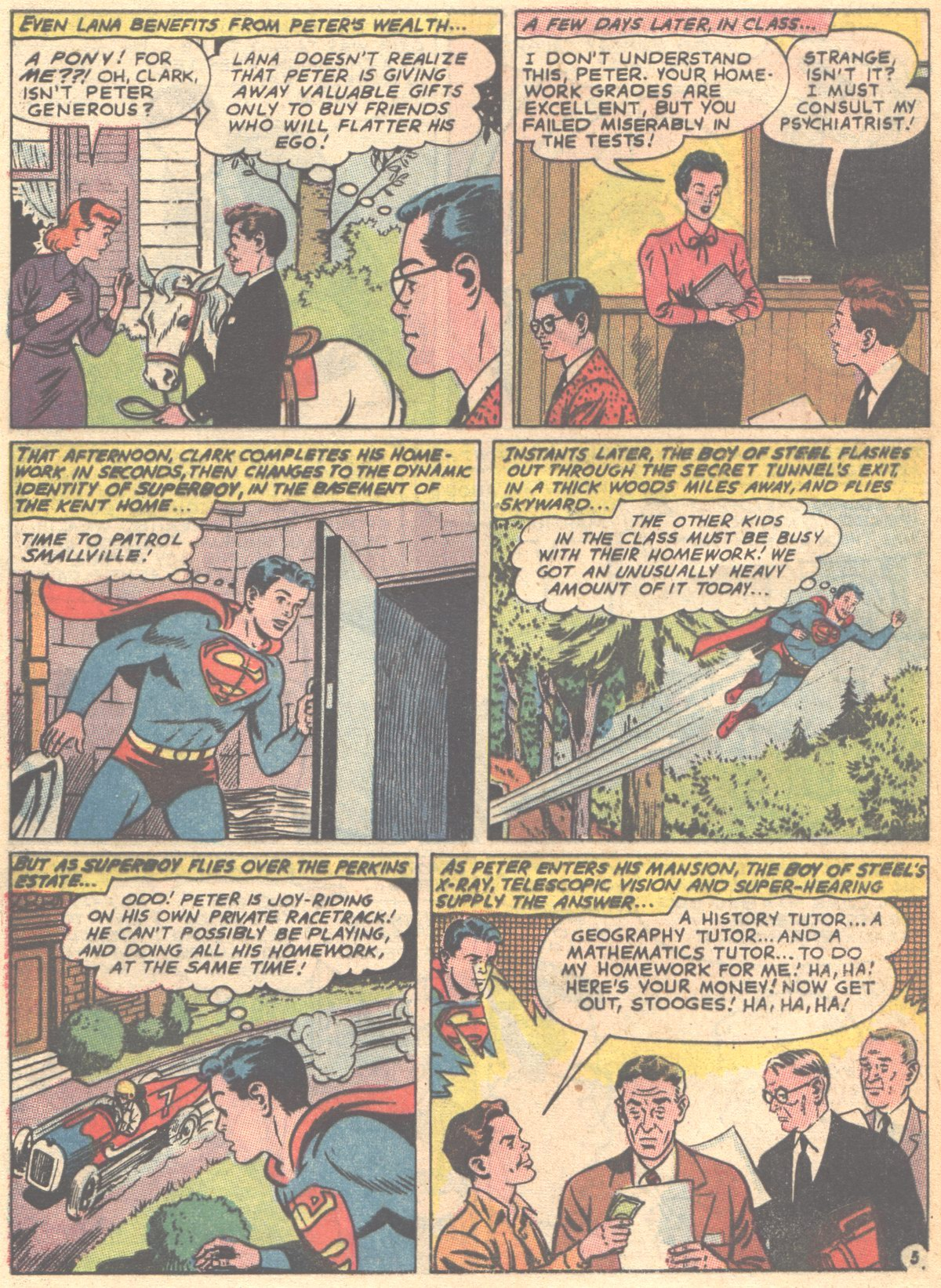 Read online Adventure Comics (1938) comic -  Issue #344 - 29