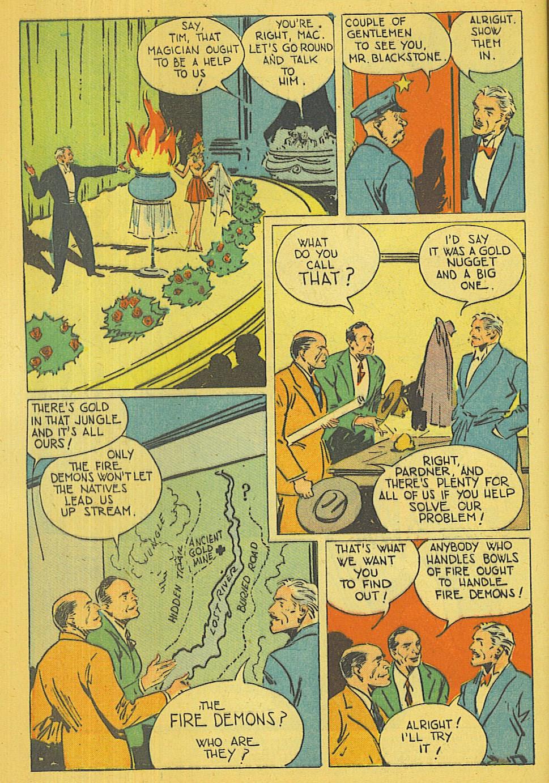 Read online Super-Magician Comics comic -  Issue #39 - 3