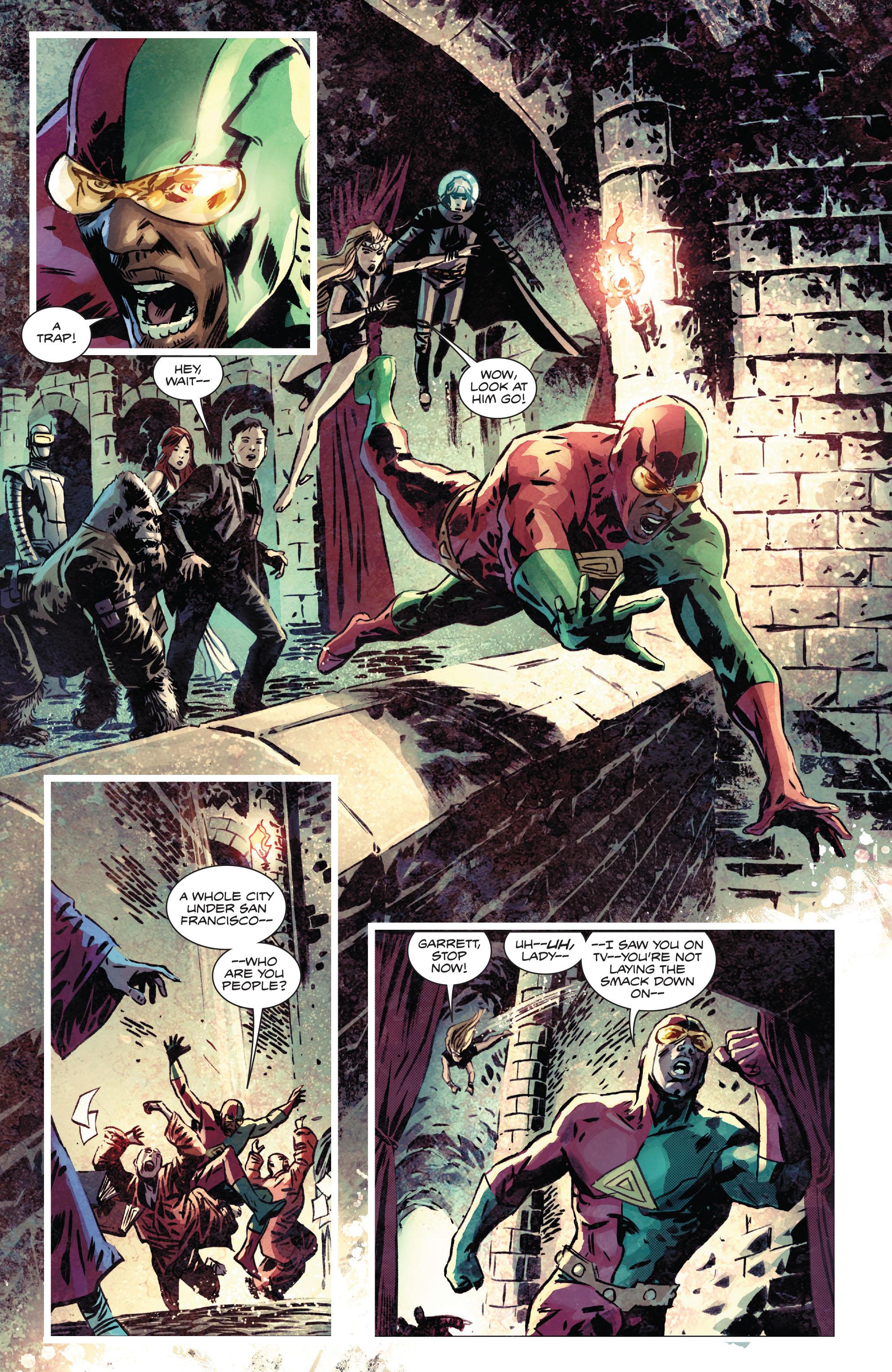 Read online Atlas comic -  Issue #2 - 3