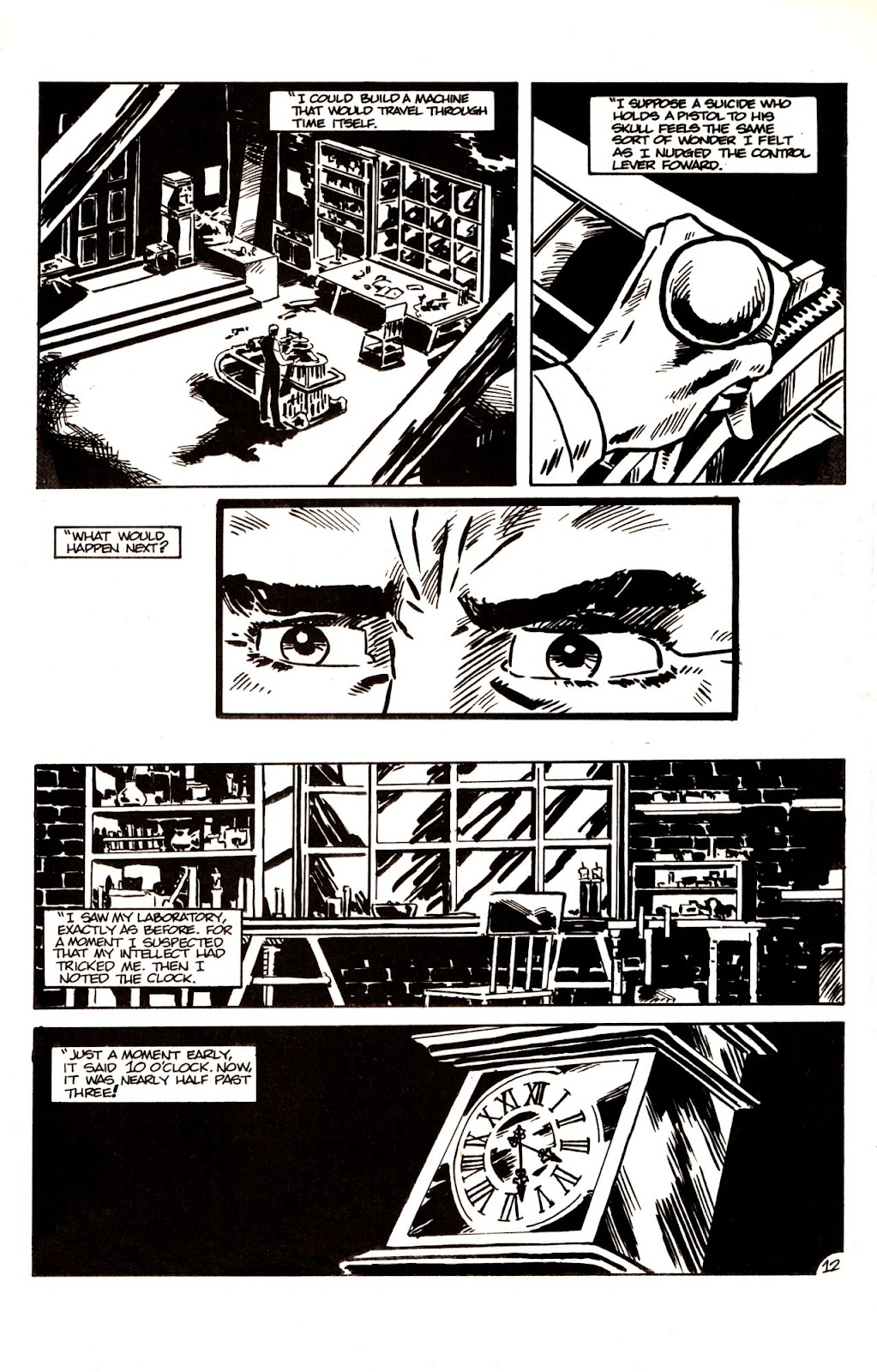 The Time Machine issue 1 - Page 14