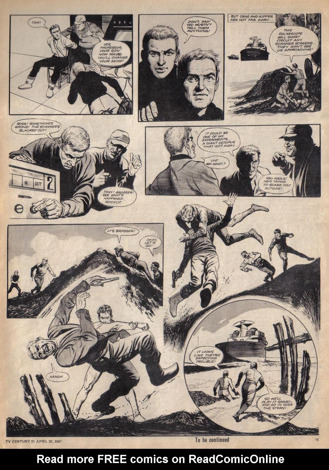TV Century 21 (TV 21) issue 118 - Page 14