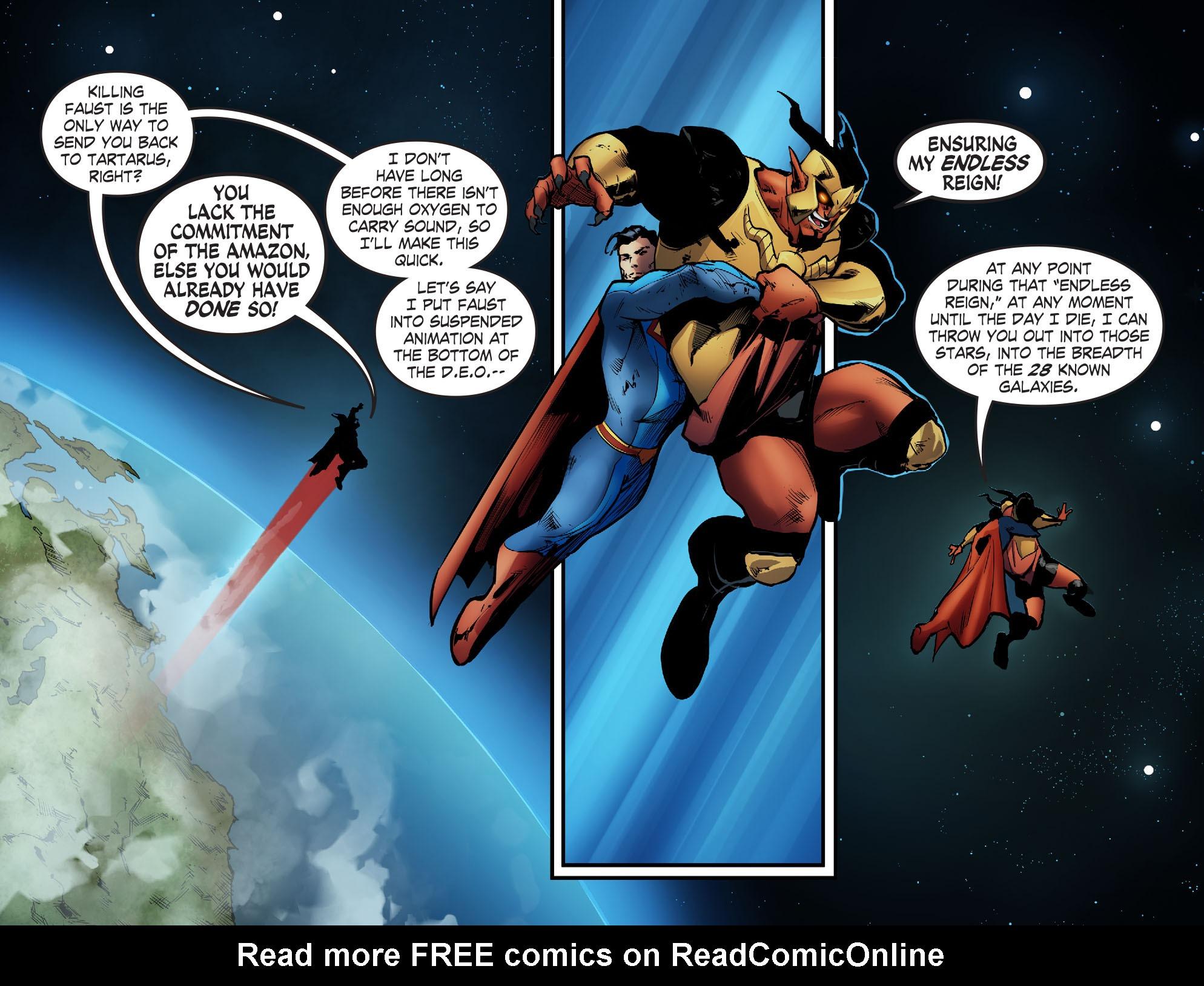 Read online Smallville: Season 11 comic -  Issue #68 - 15