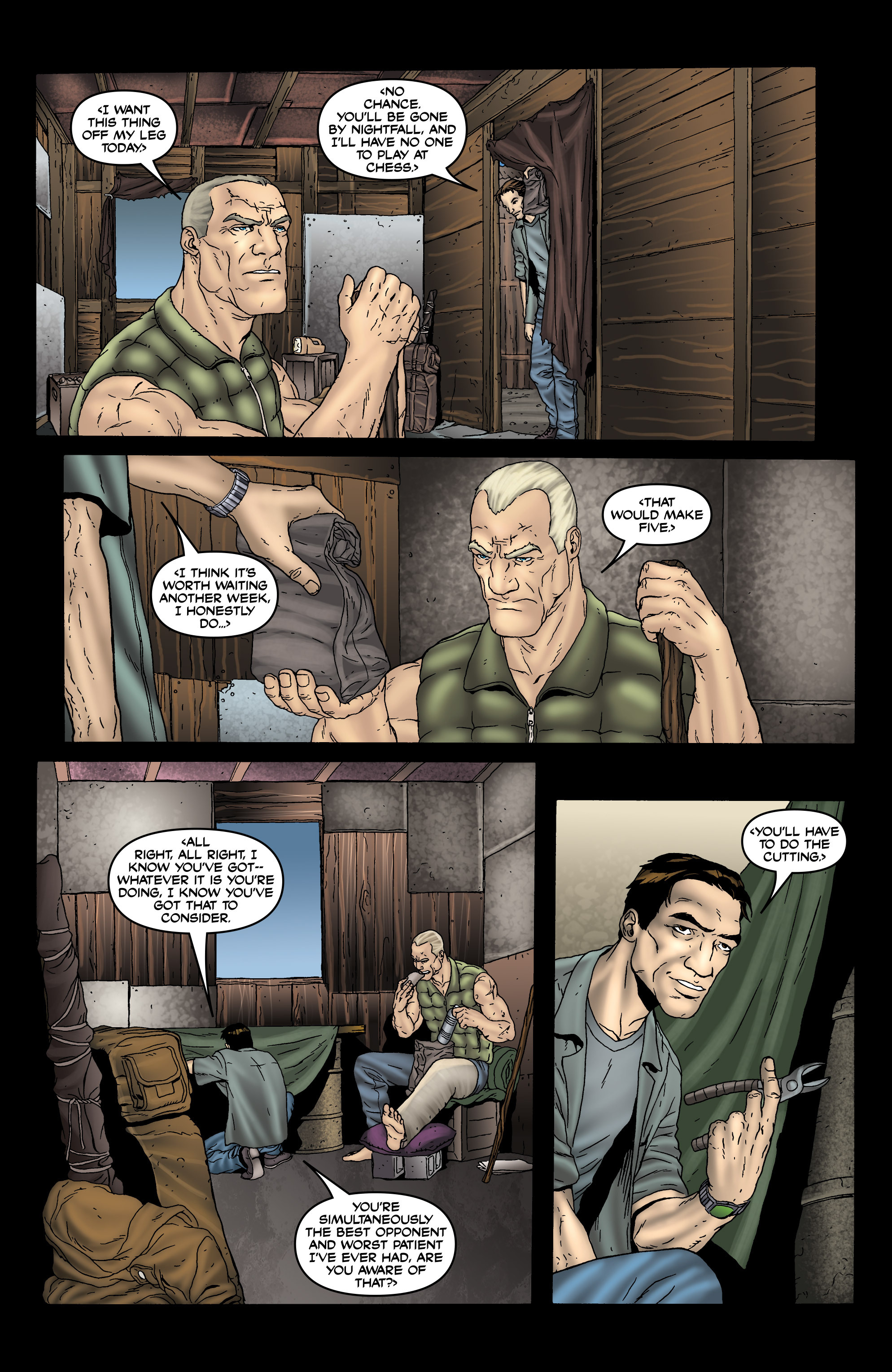 Read online 303 comic -  Issue #4 - 11