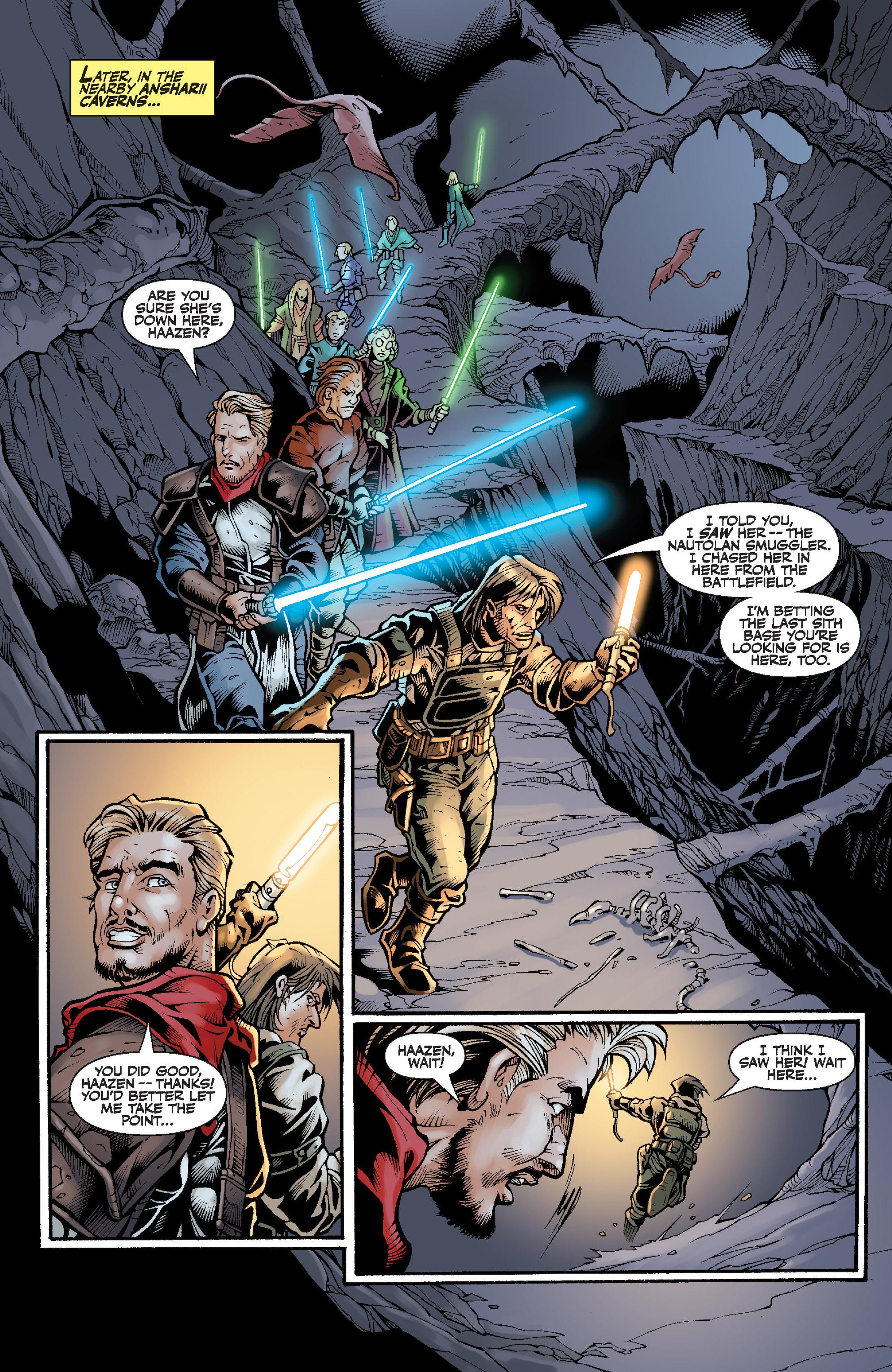 Read online Star Wars Omnibus comic -  Issue # Vol. 32 - 341