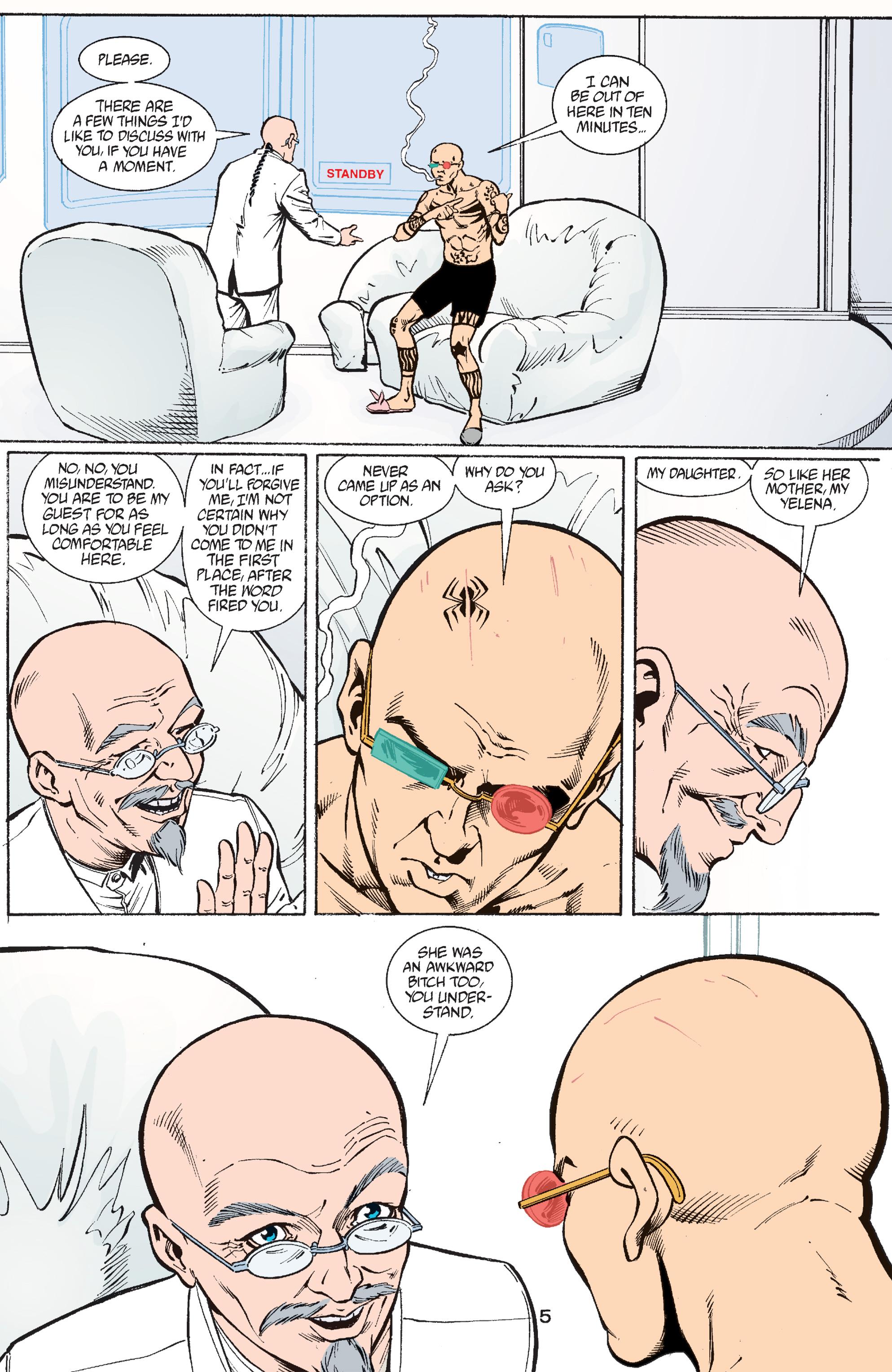 Read online Transmetropolitan comic -  Issue #47 - 6