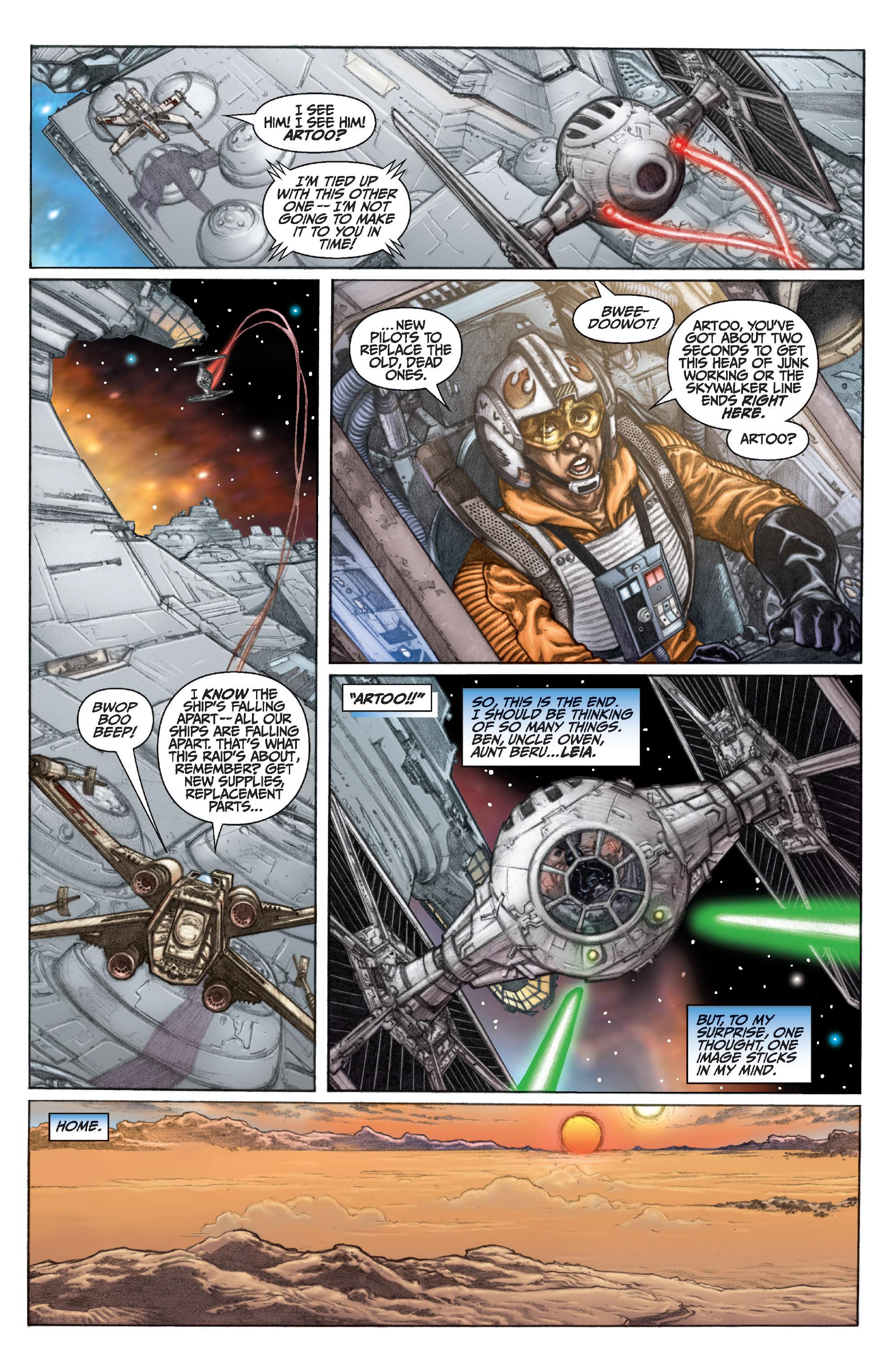 Read online Star Wars Omnibus comic -  Issue # Vol. 22 - 350