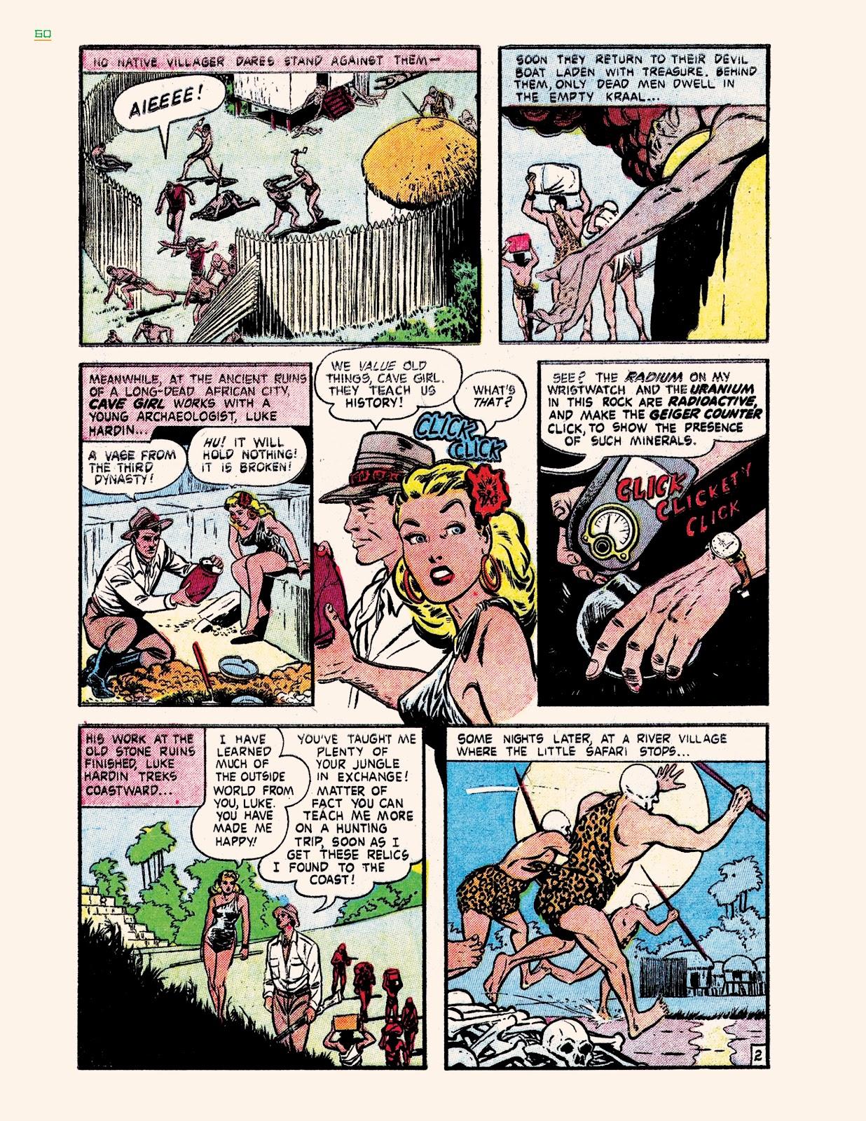 Read online Jungle Girls comic -  Issue # TPB (Part 1) - 60