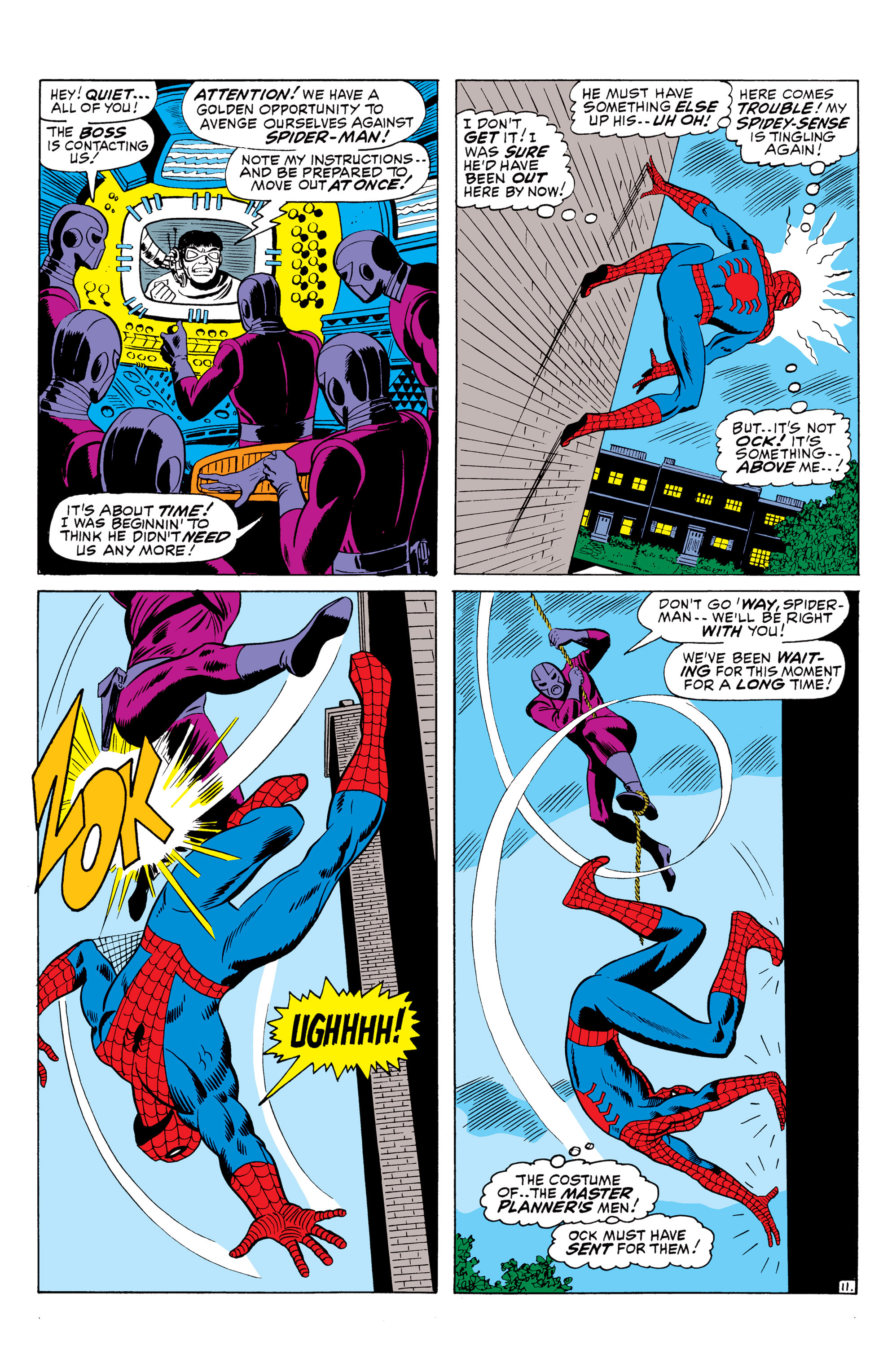 The Amazing Spider-Man (1963) 54 Page 11