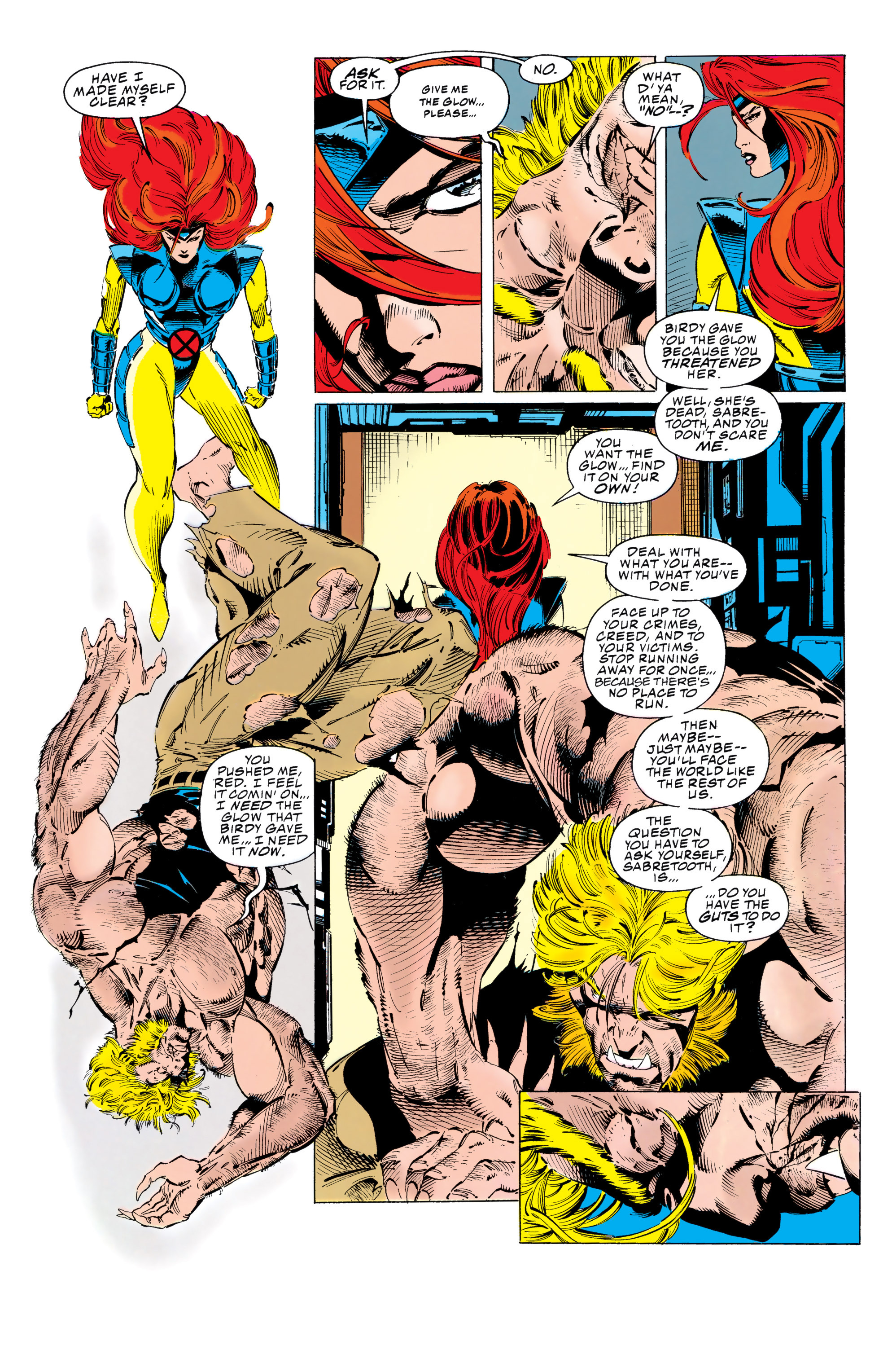 X-Men (1991) 28 Page 20