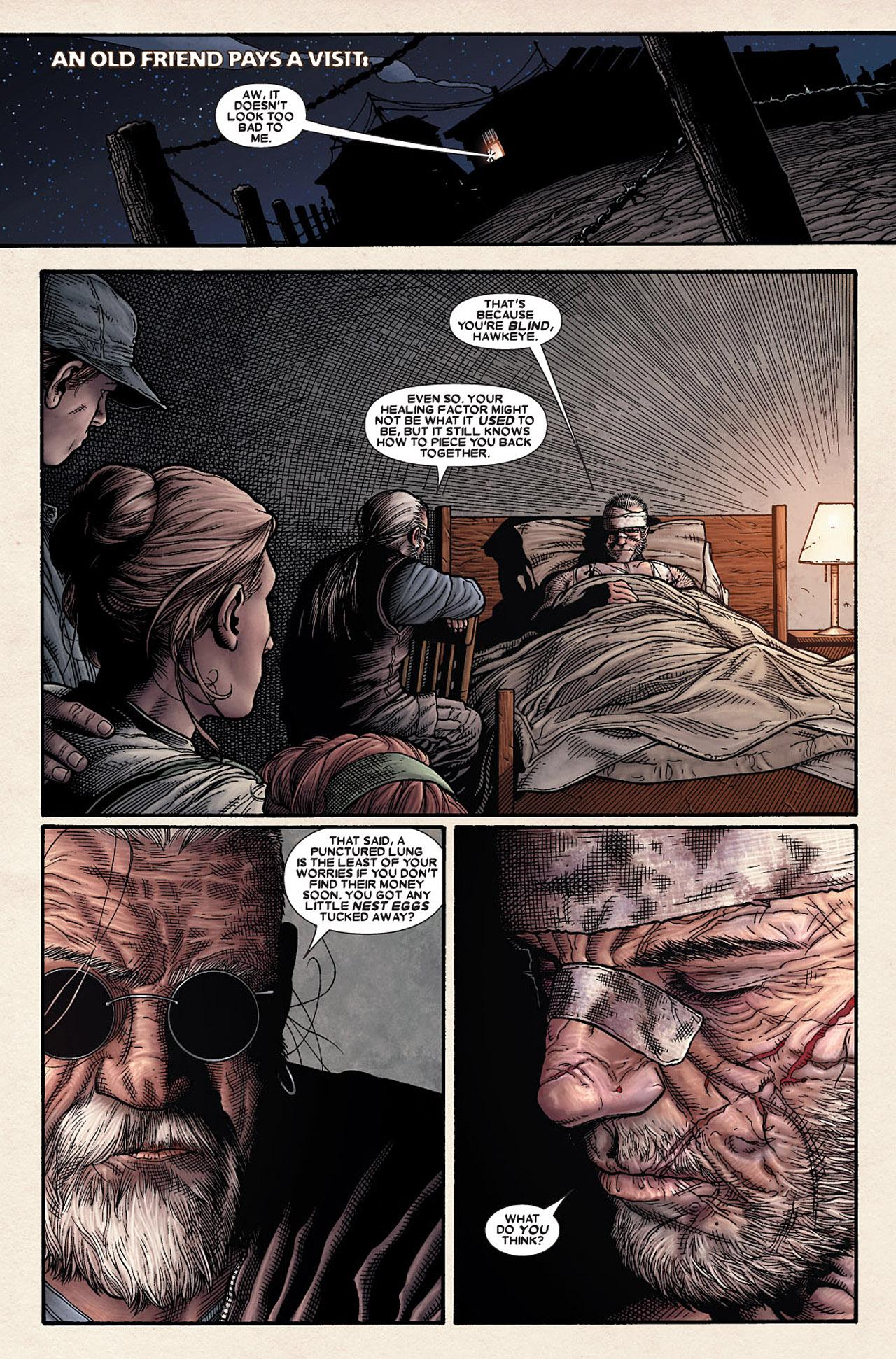 Read online Wolverine: Old Man Logan comic -  Issue # Full - 18