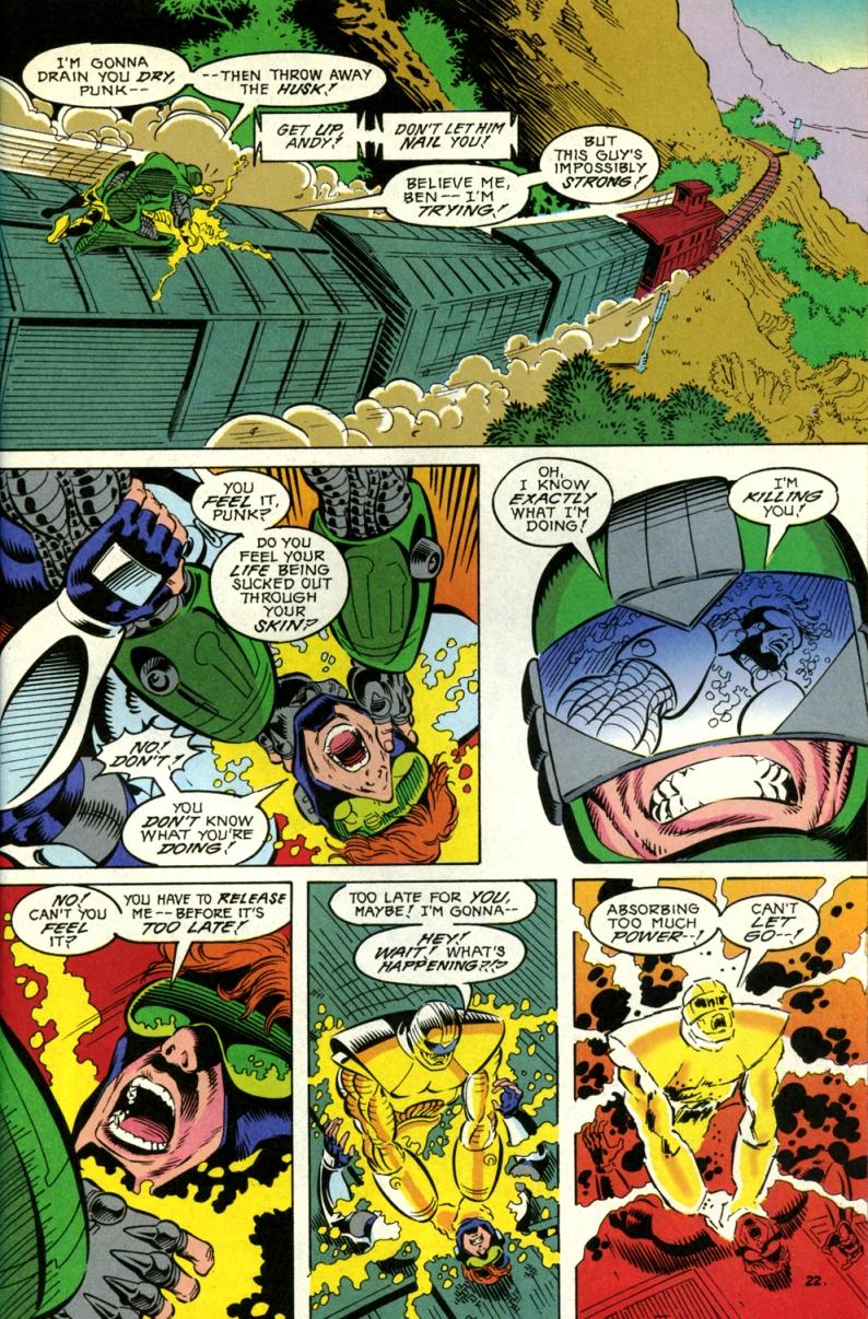 Read online Gunfire comic -  Issue #3 - 27