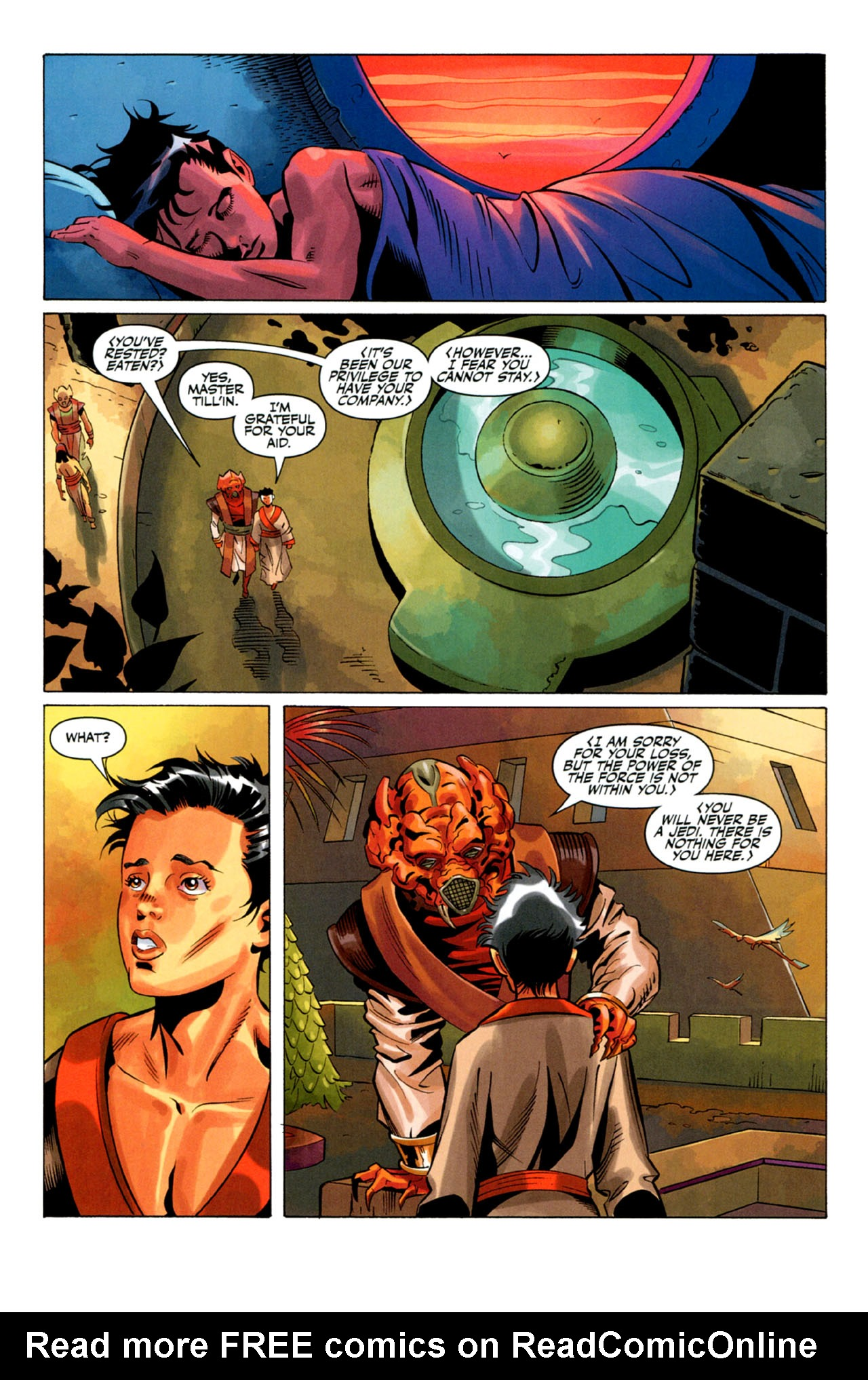 Read online Star Wars: The Old Republic - The Lost Suns comic -  Issue #2 - 21