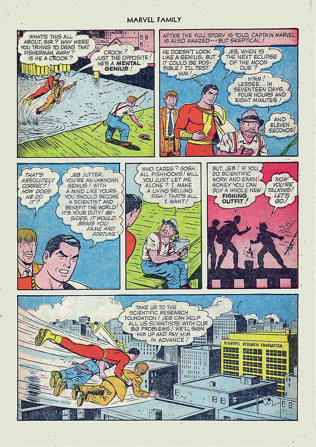 The Marvel Family issue 61 - Page 27