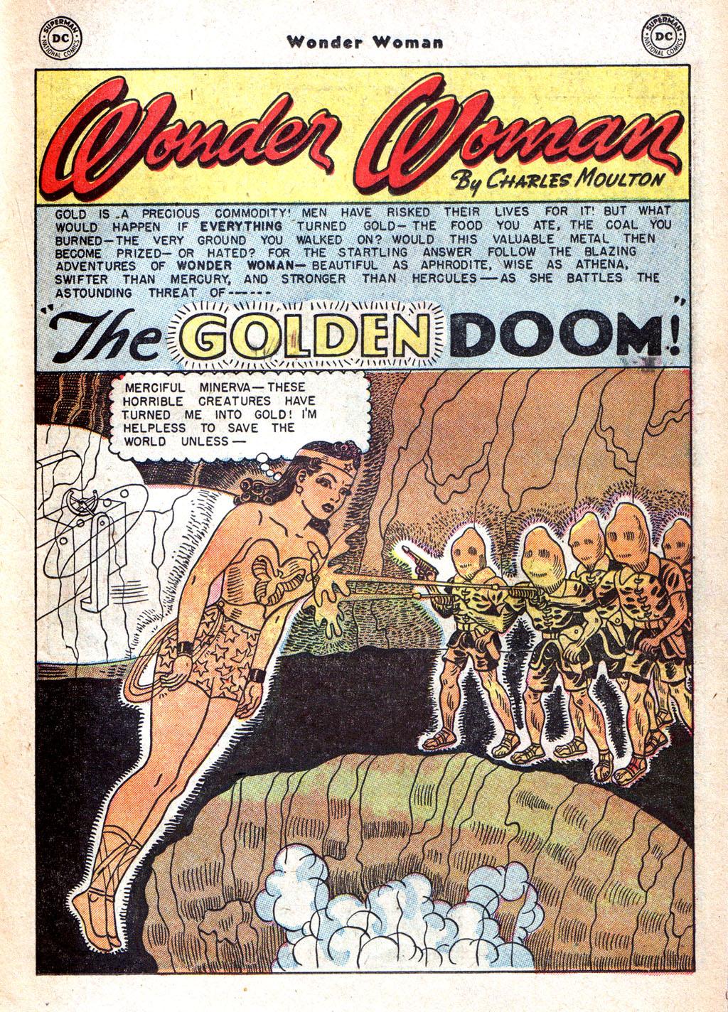 Read online Wonder Woman (1942) comic -  Issue #72 - 15