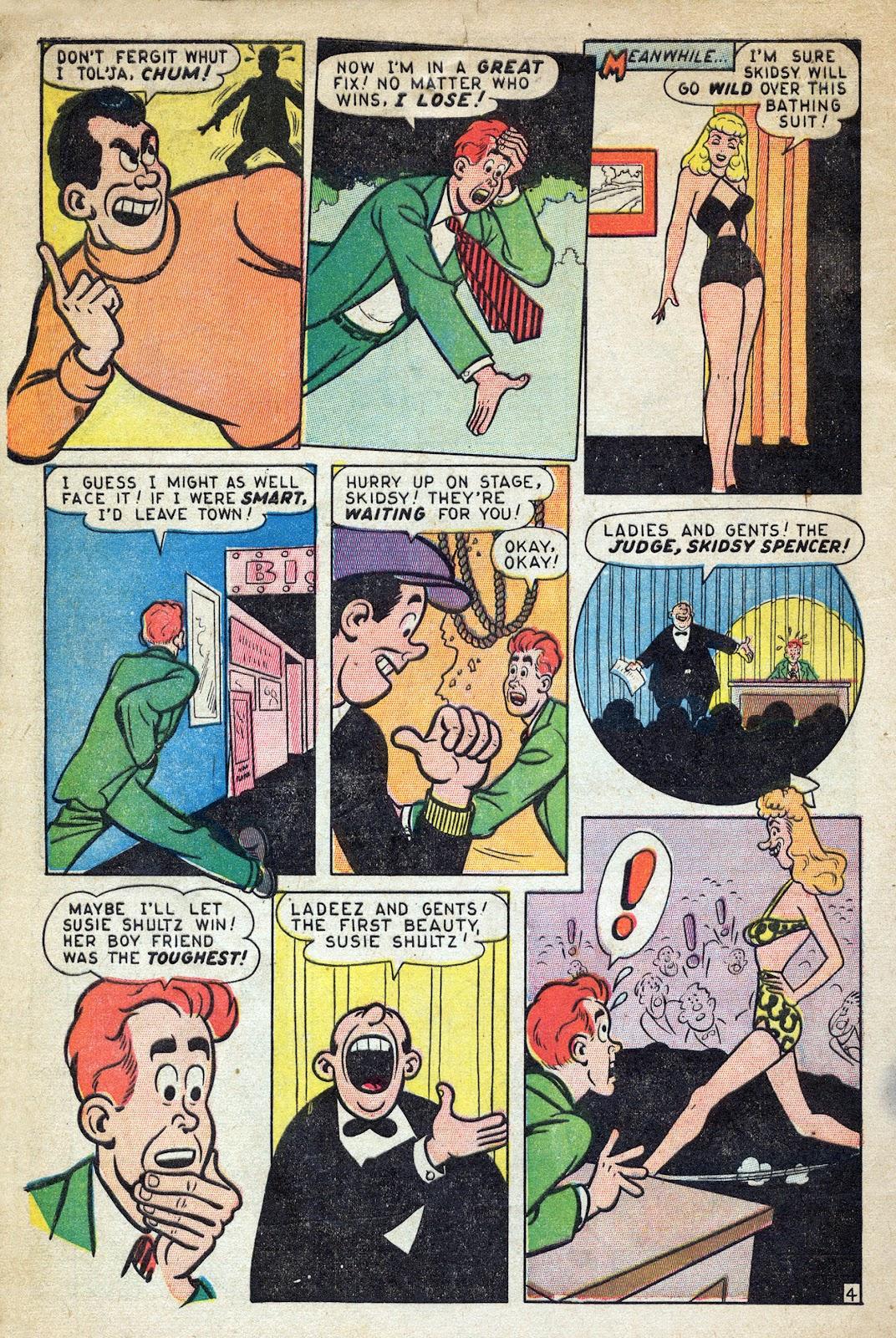 Read online Gay Comics comic -  Issue #31 - 6