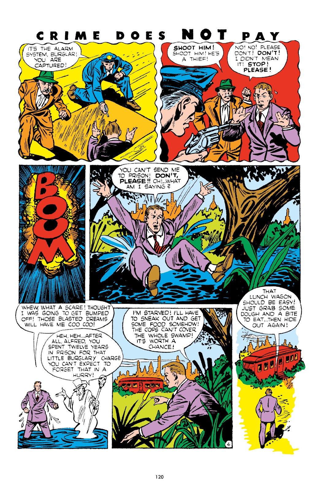Read online Crime Does Not Pay Archives comic -  Issue # TPB 4 (Part 2) - 20