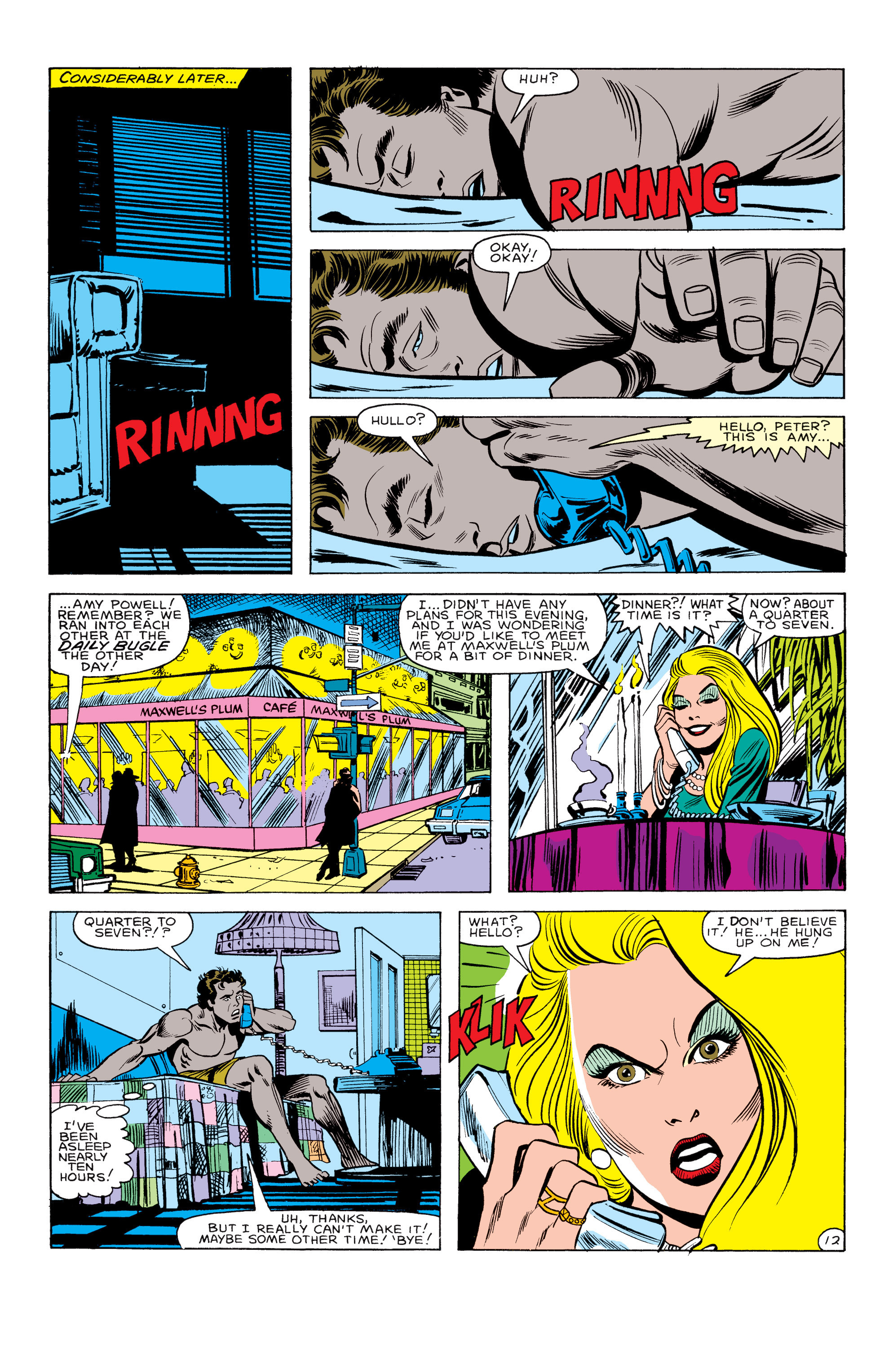 The Amazing Spider-Man (1963) 239 Page 12