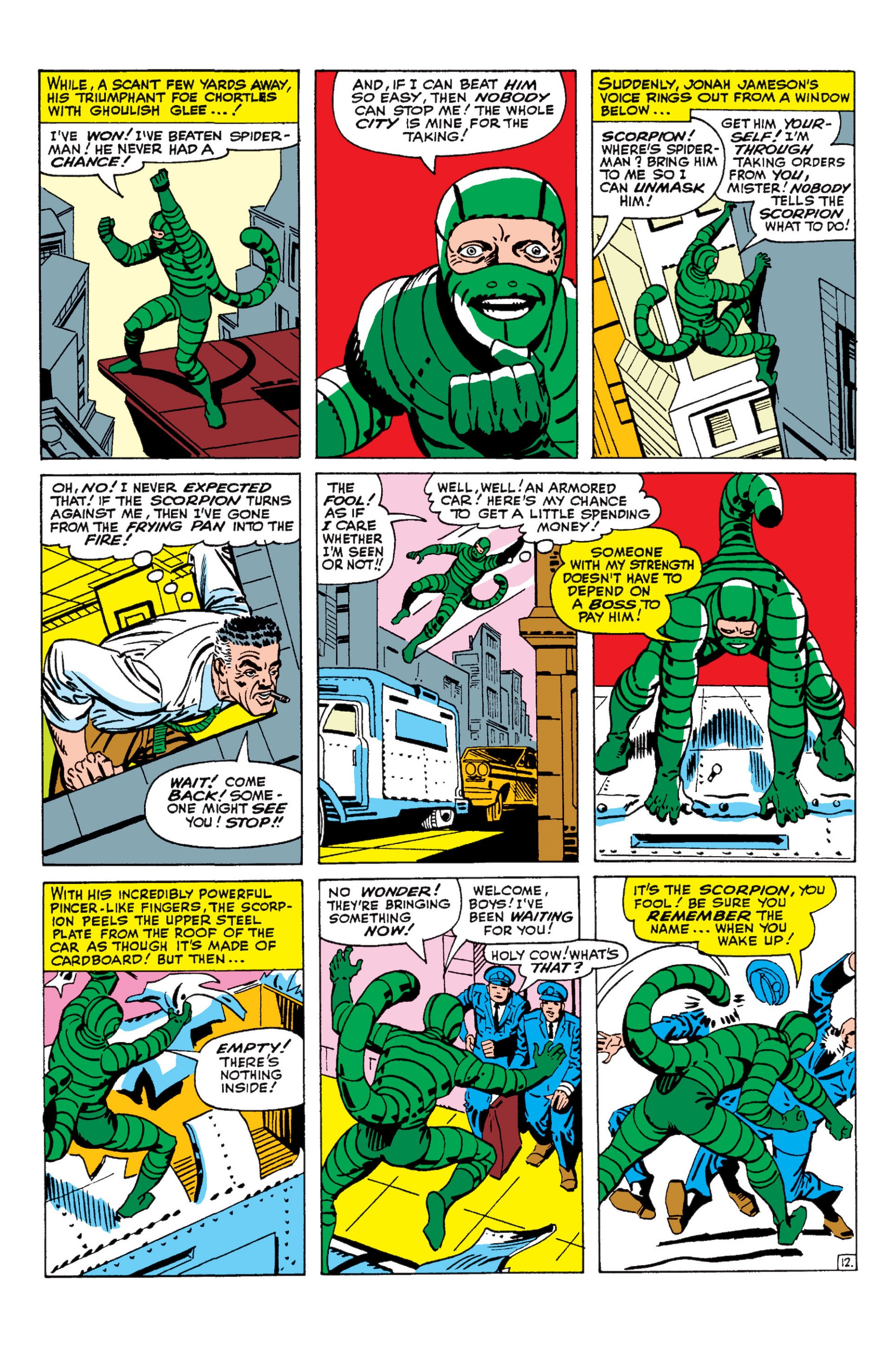 The Amazing Spider-Man (1963) 20 Page 12