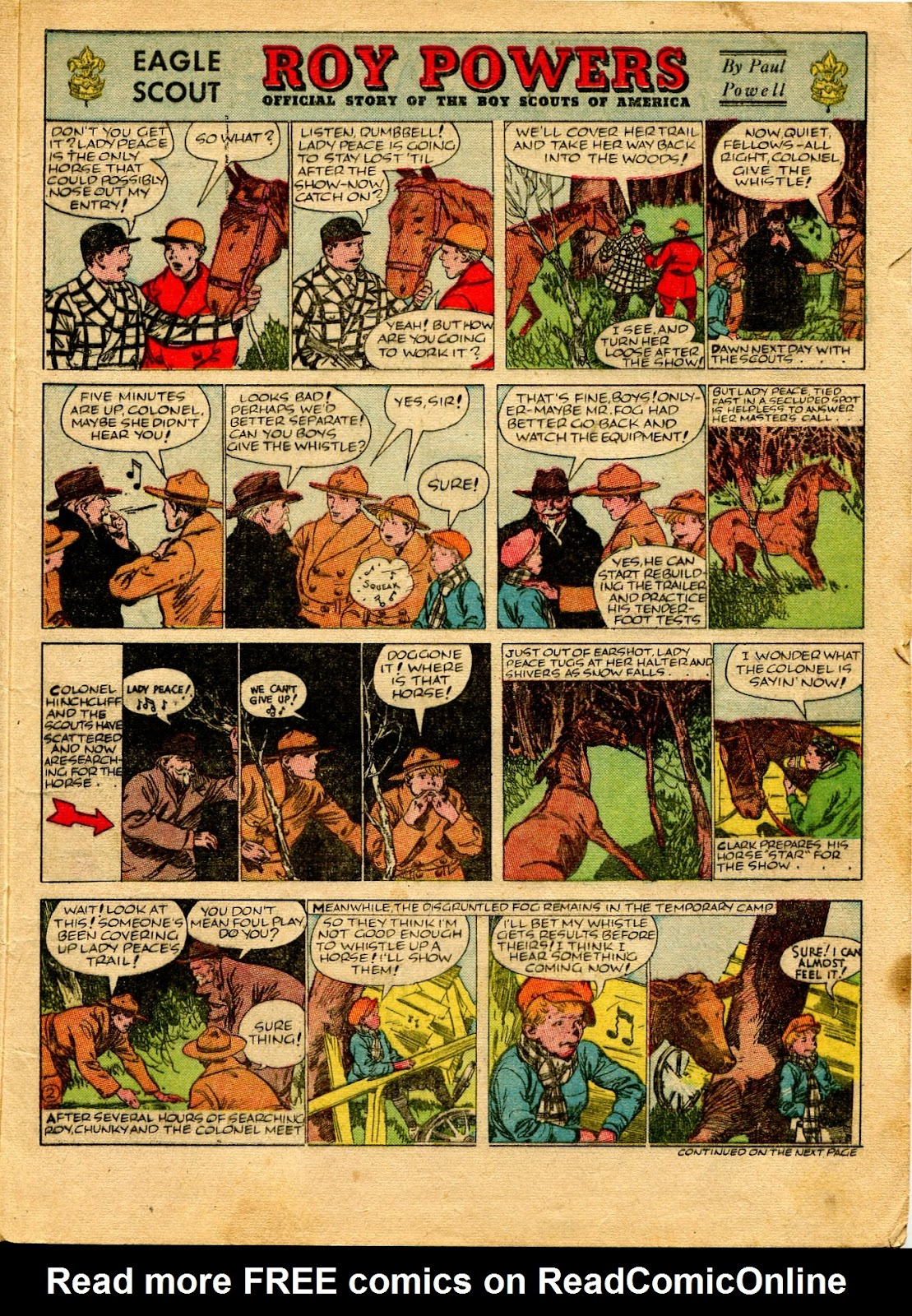 Read online Famous Funnies comic -  Issue #49 - 7