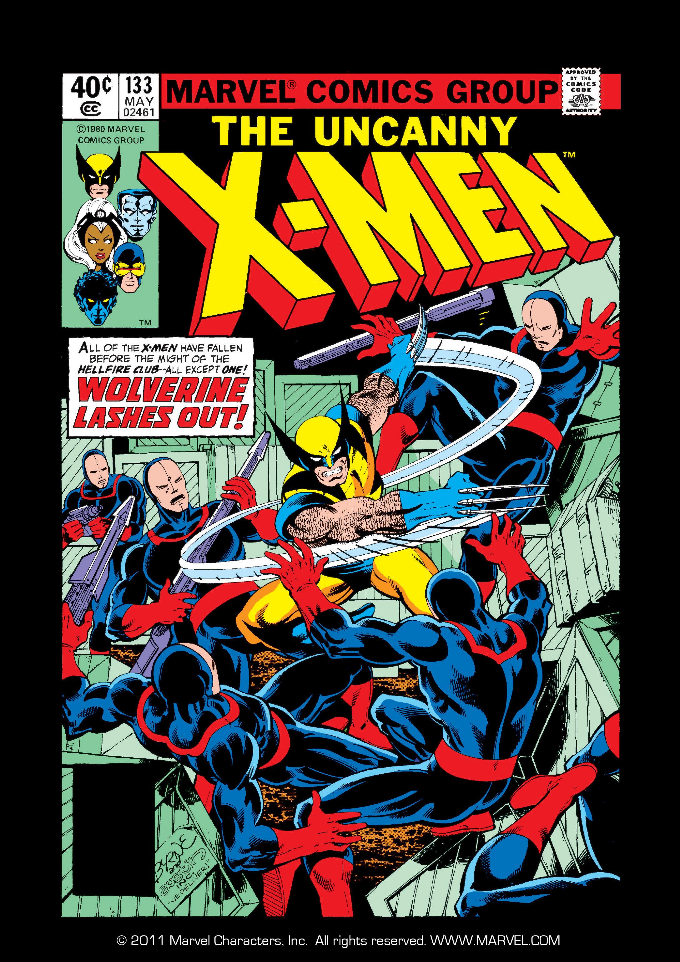 Uncanny X-Men (1963) 133 Page 1