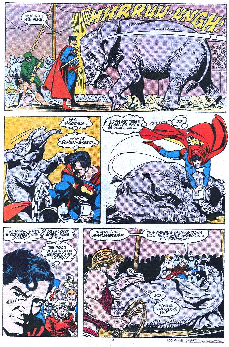Read online Adventures of Superman (1987) comic -  Issue #438 - 5