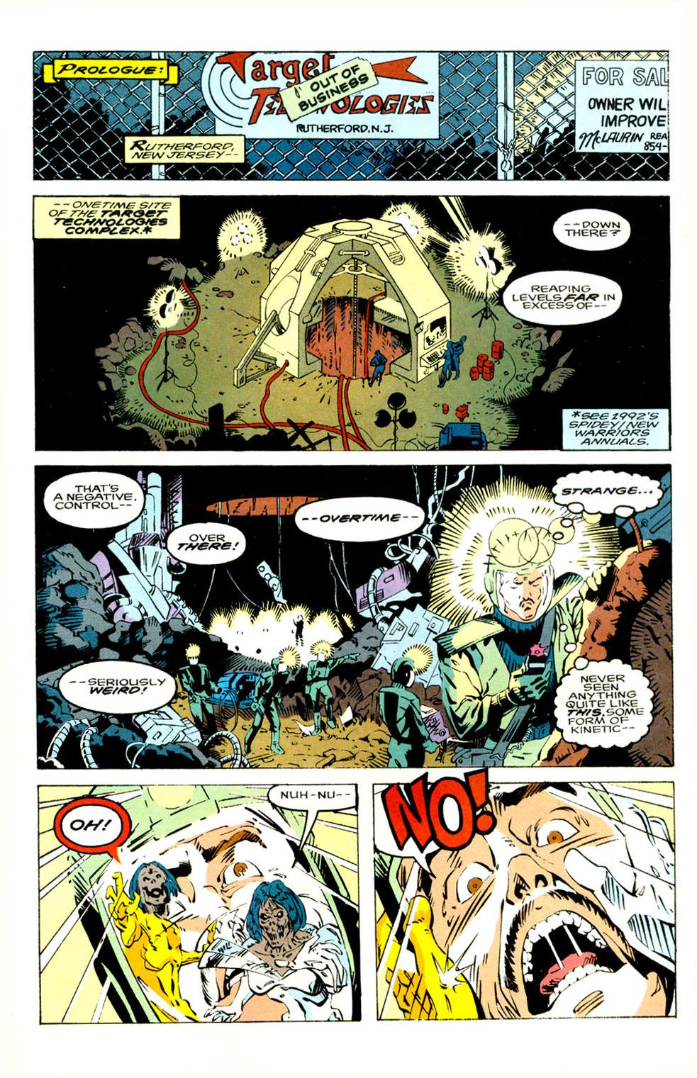 Read online Alpha Flight (1983) comic -  Issue #121 - 3