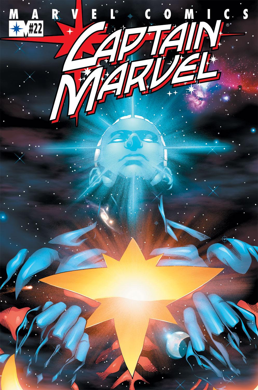 Captain Marvel (1999) Issue #22 #23 - English 1