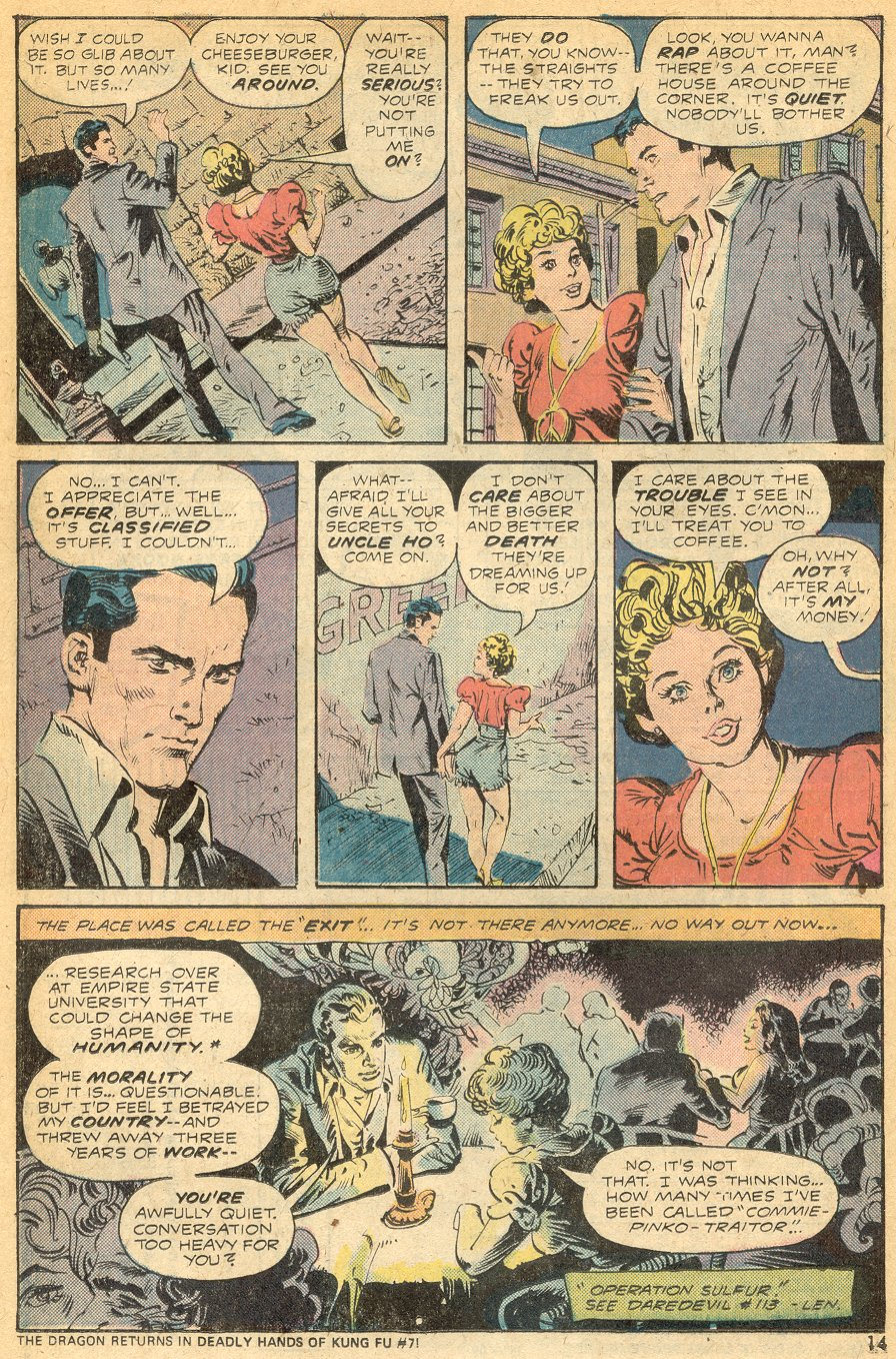 Man-Thing (1974) issue 15 - Page 9