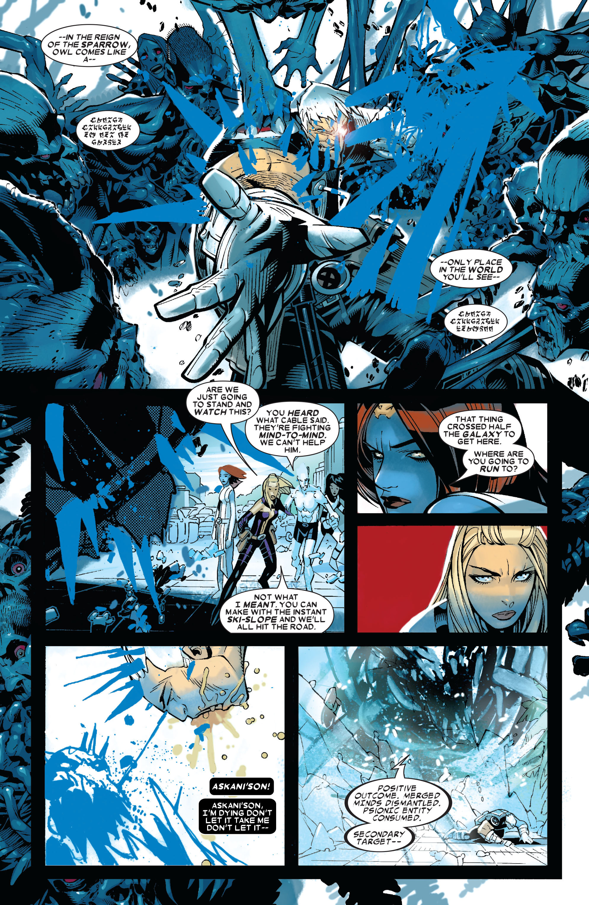 X-Men (1991) 199 Page 13
