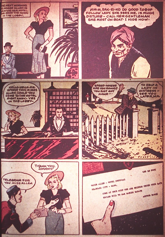 Detective Comics (1937) 10 Page 4